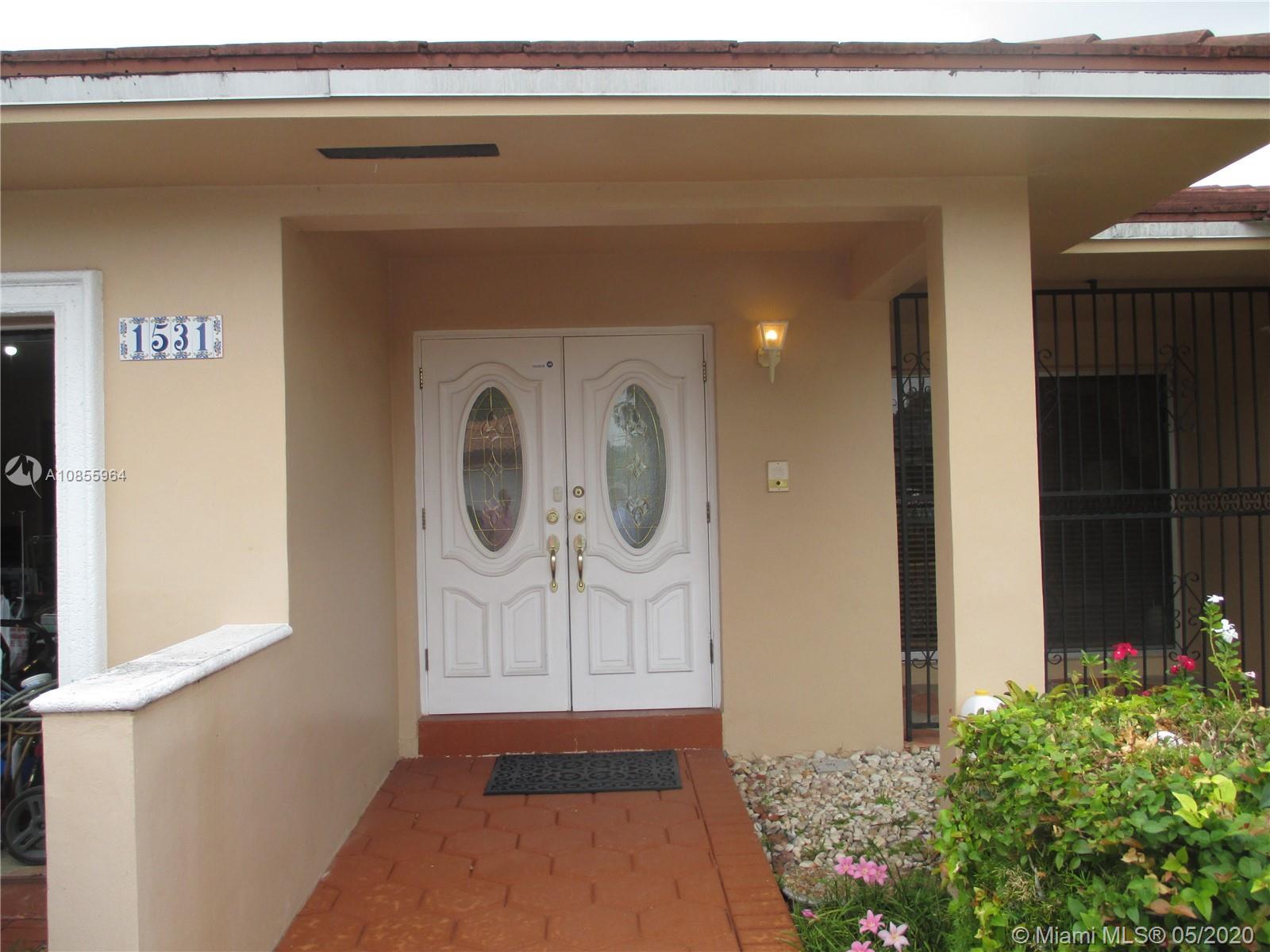 1531 SW 126th Pl, Miami, FL 33184