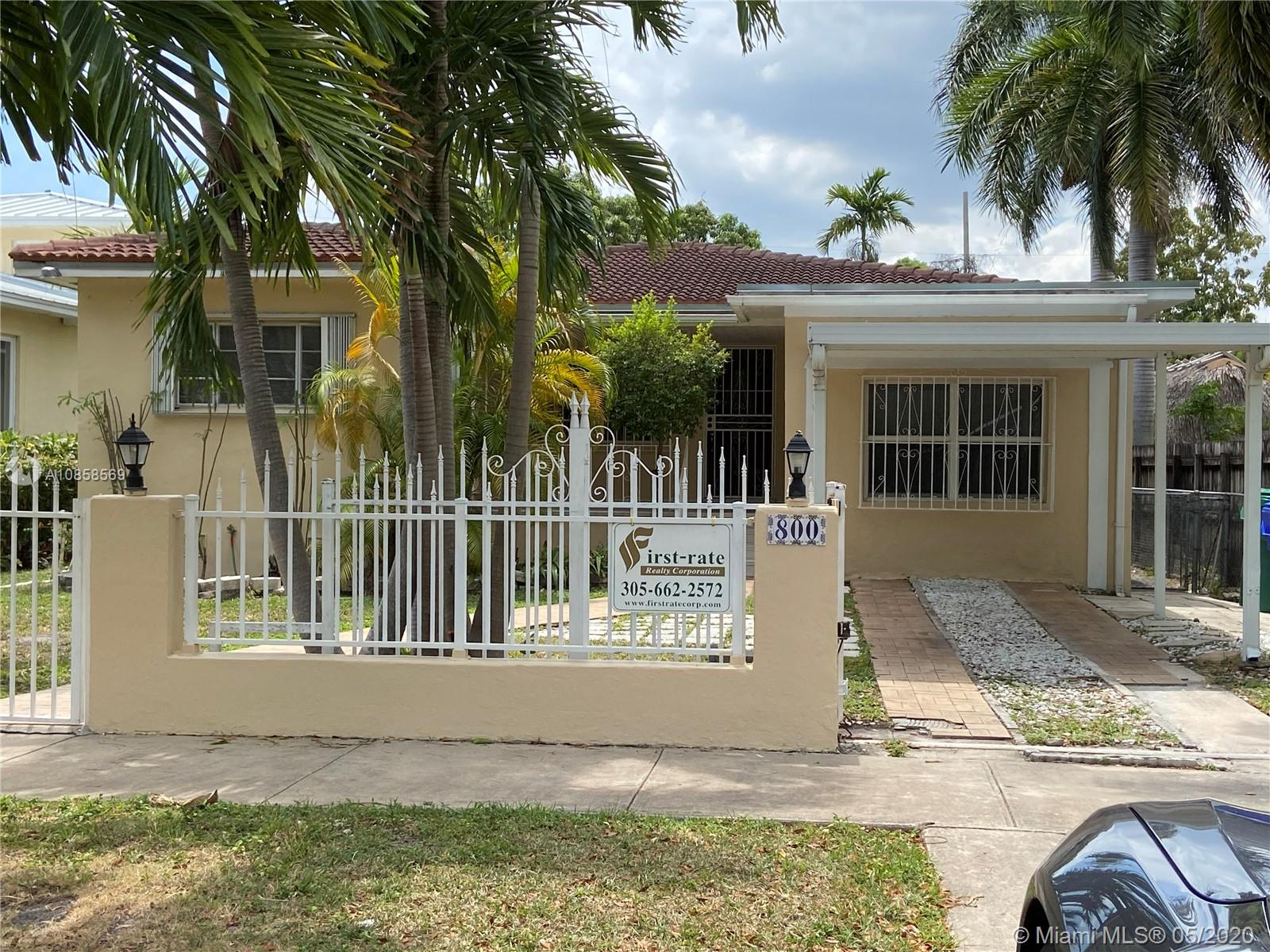 800 SW 25th Rd  For Sale A10858569, FL