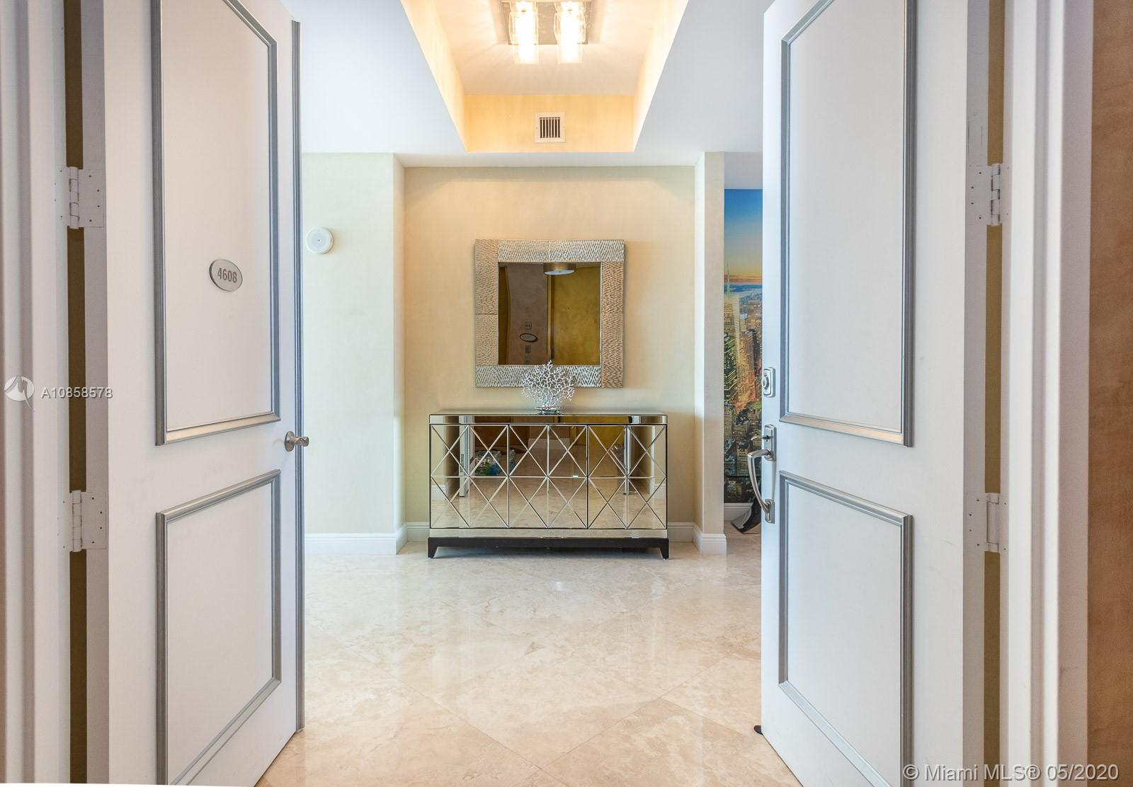 18101  Collins Ave #4608 For Sale A10858578, FL