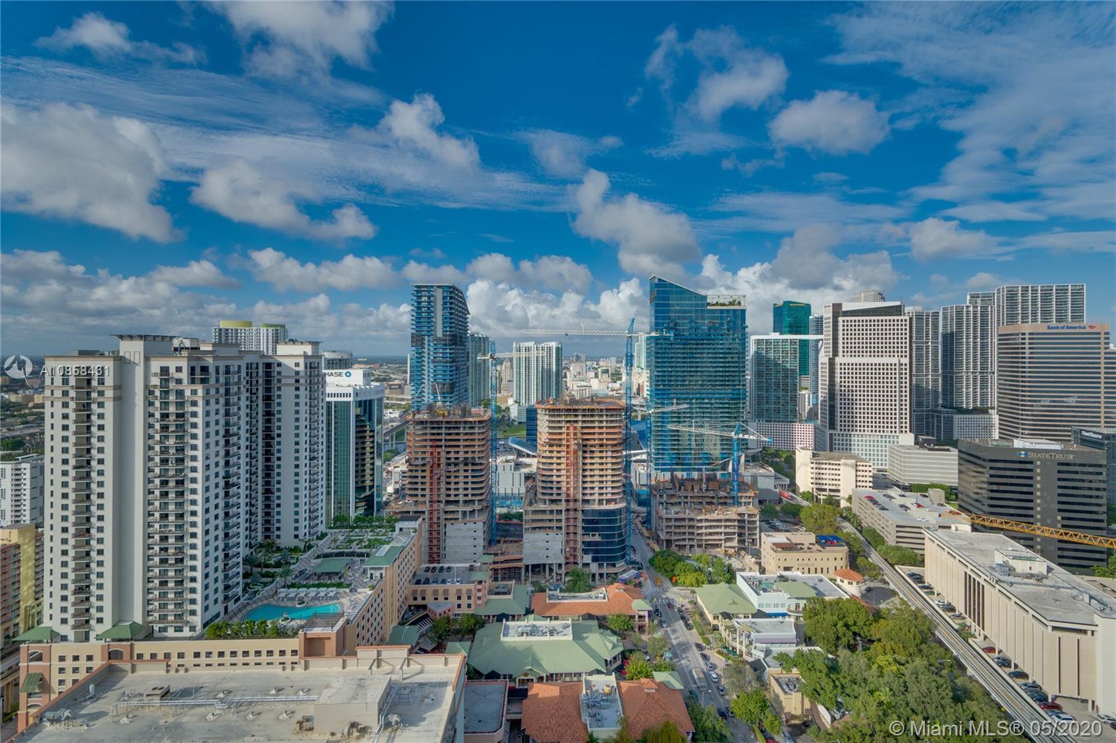 1100 S Miami Ave #3607 For Sale A10858431, FL
