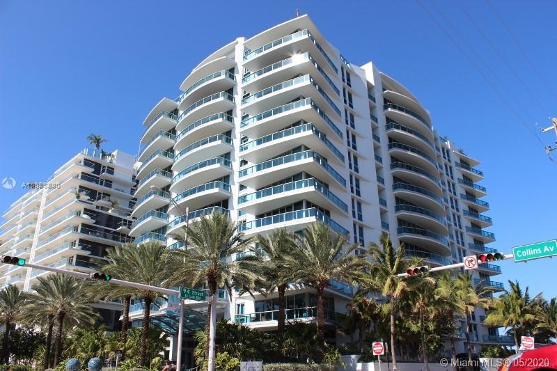 9401  Collins Ave #203 For Sale A10858880, FL