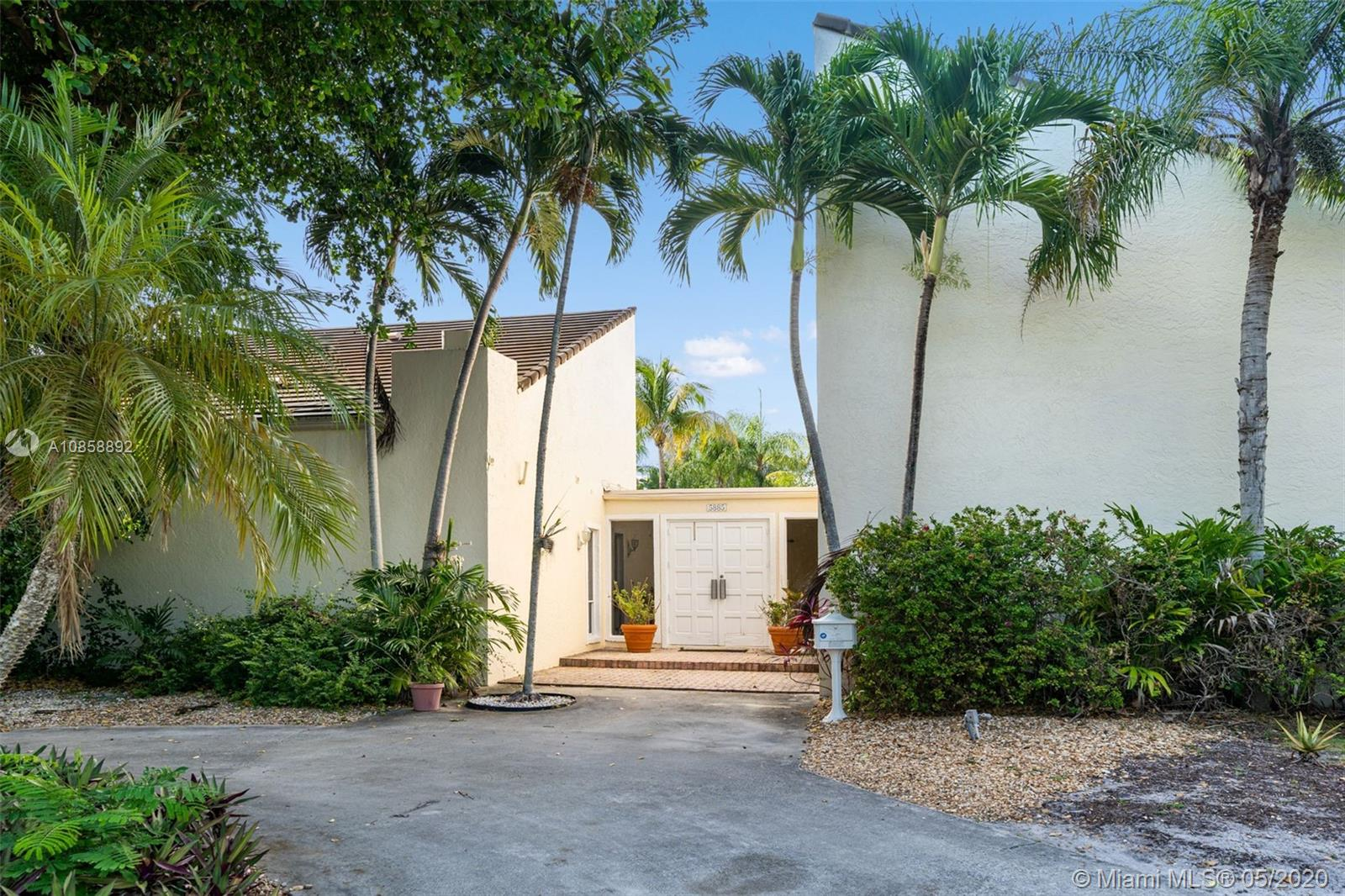 5885 SW 102nd St  For Sale A10858892, FL