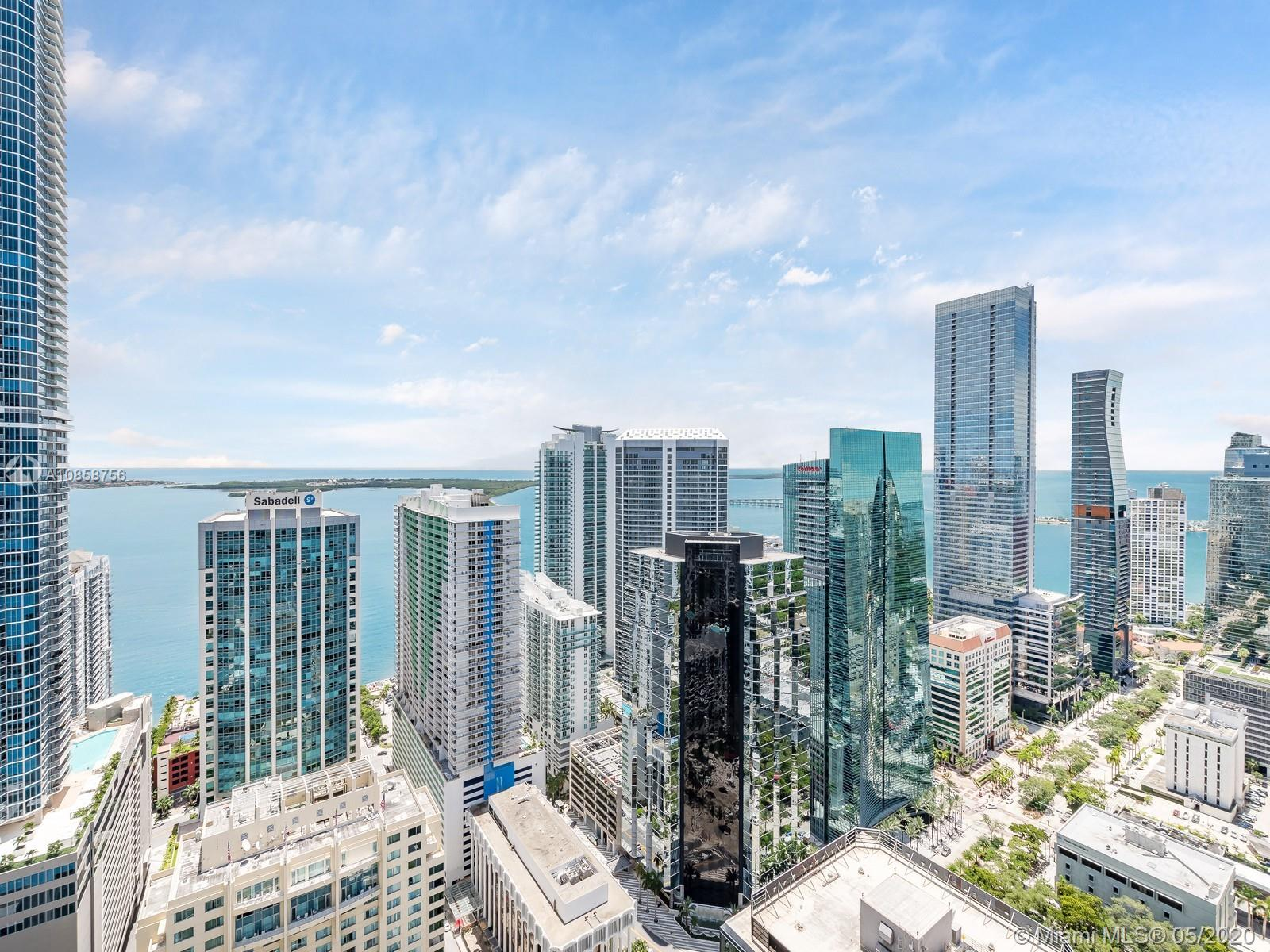 1080  Brickell Ave #4302 For Sale A10858756, FL