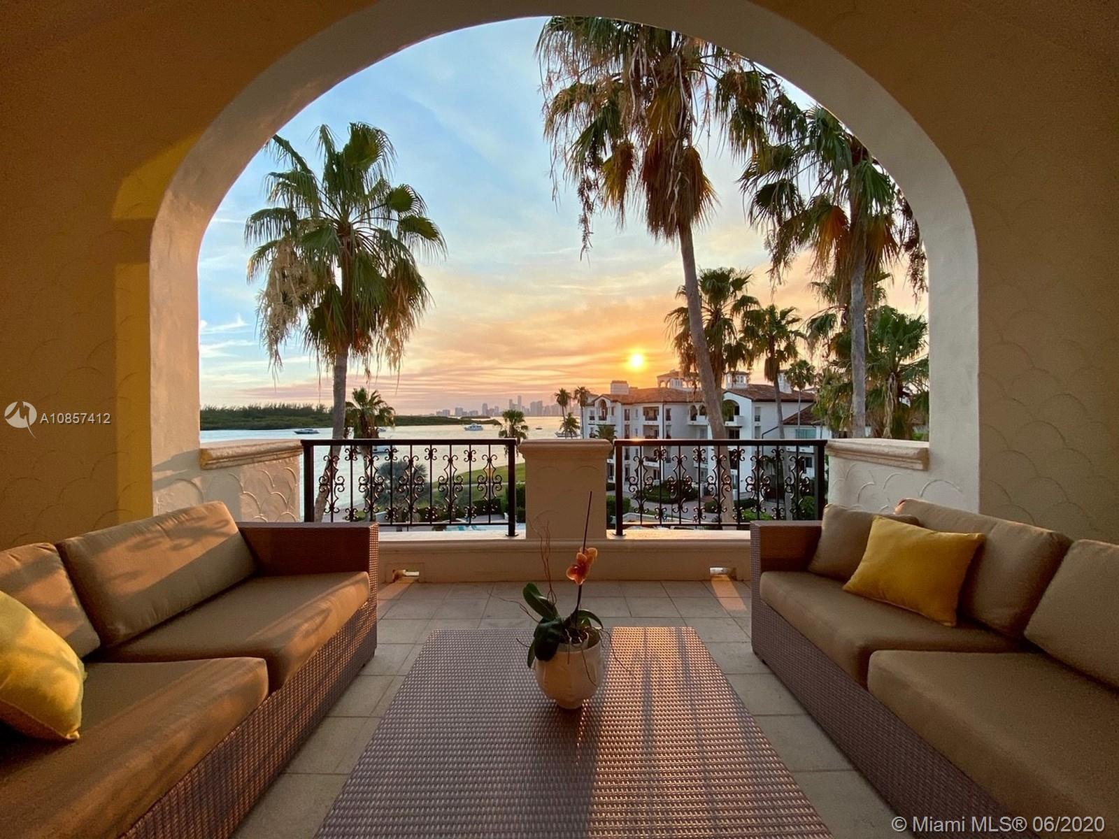2045  Fisher Island Dr #2045 For Sale A10857412, FL