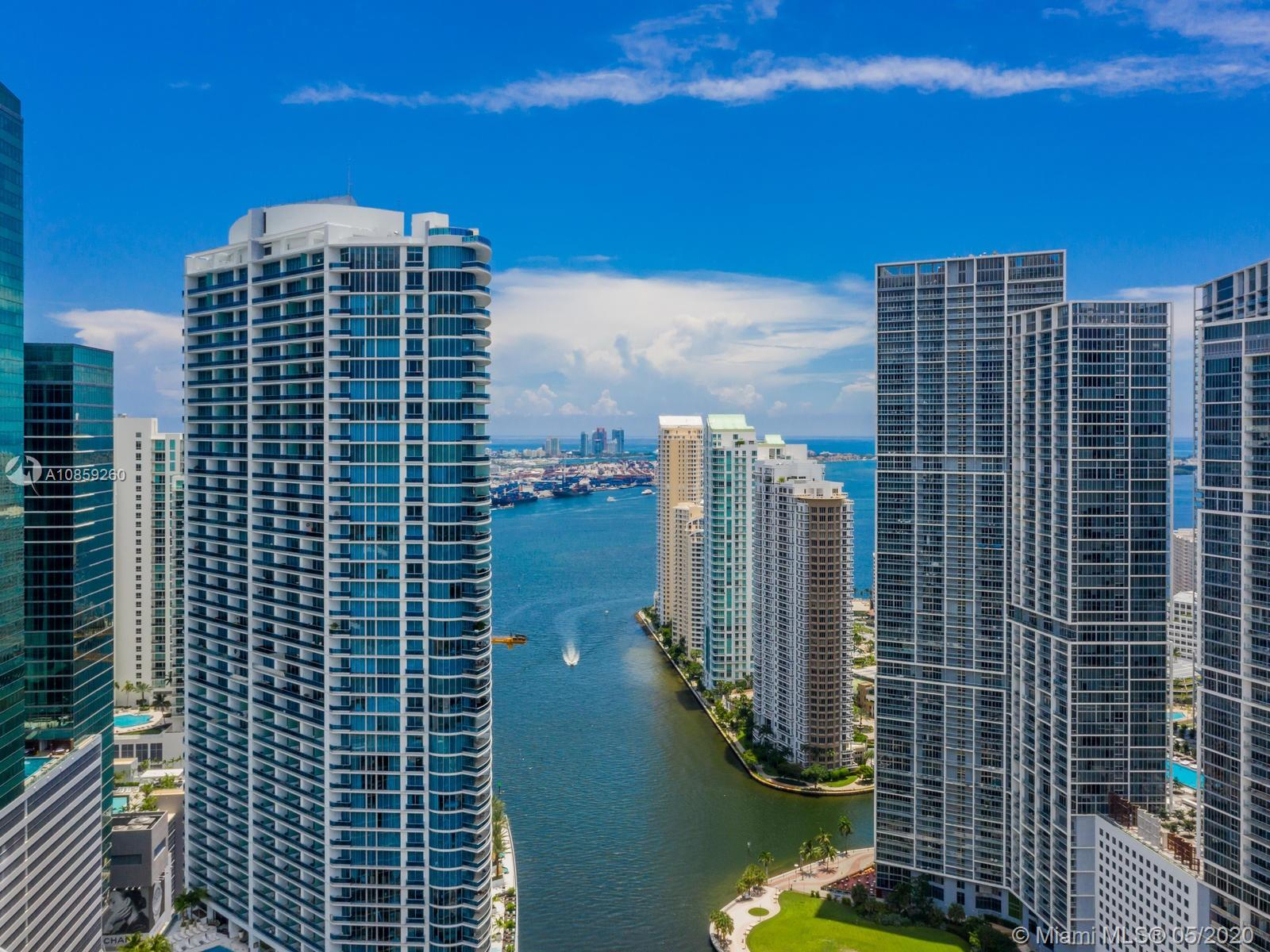 200  Biscayne Boulevard Way #3302 For Sale A10859260, FL