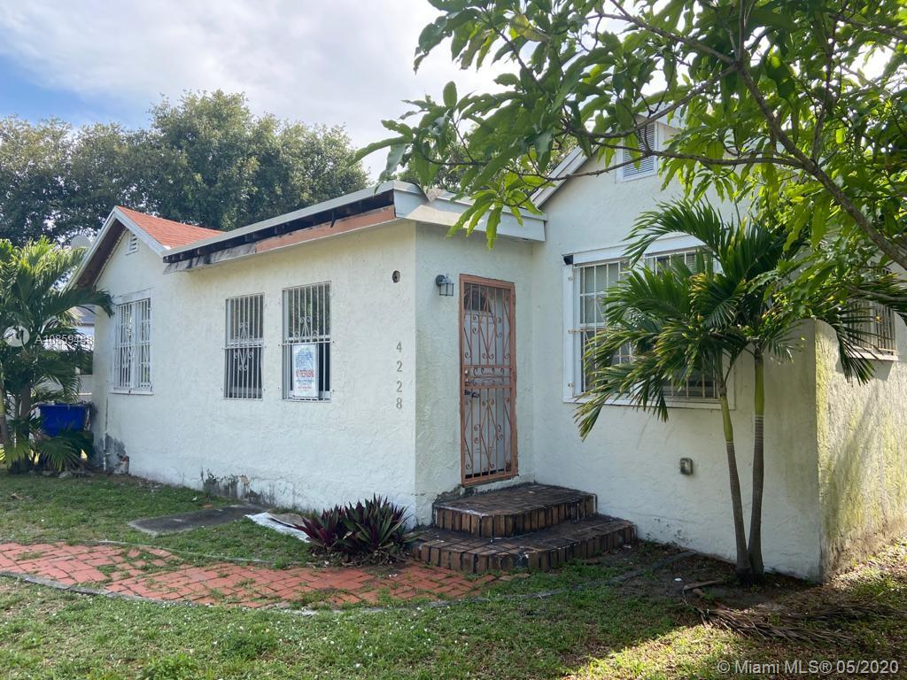 4228 NW 3rd Ave  For Sale A10859488, FL