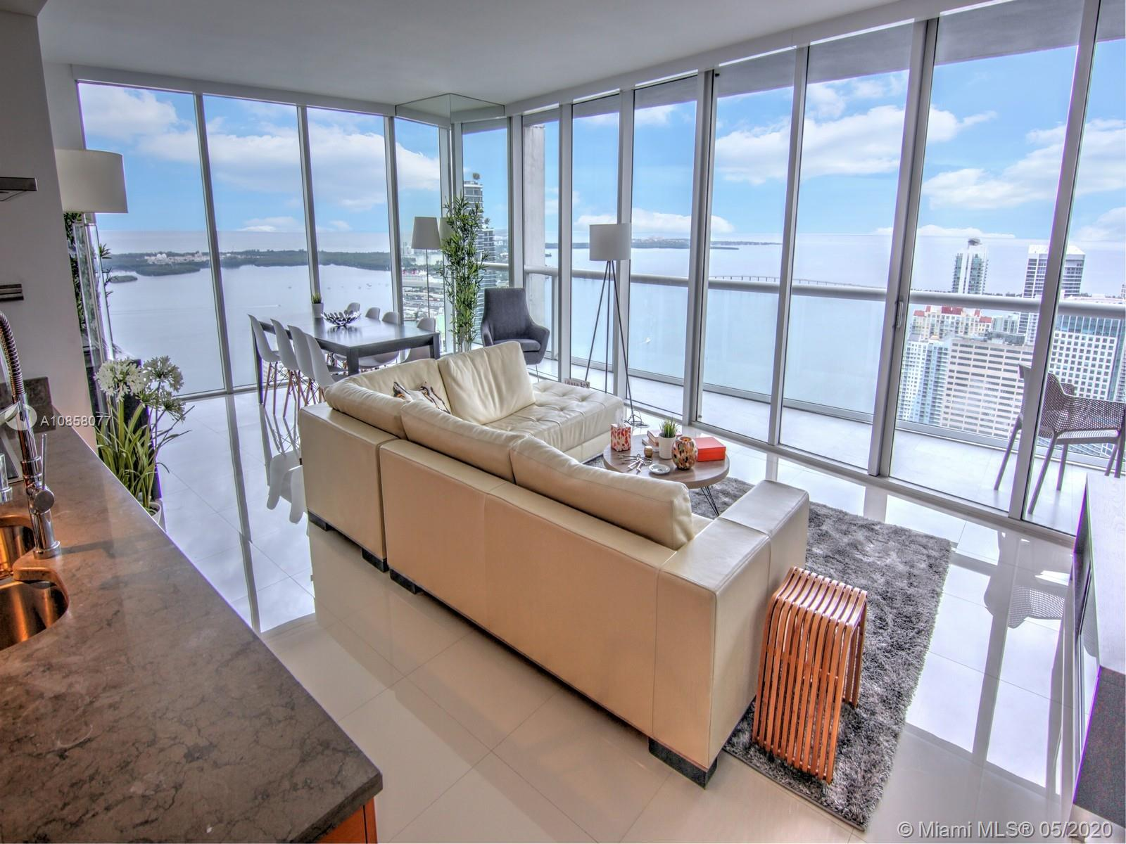 495  Brickell Ave #5401 For Sale A10858077, FL