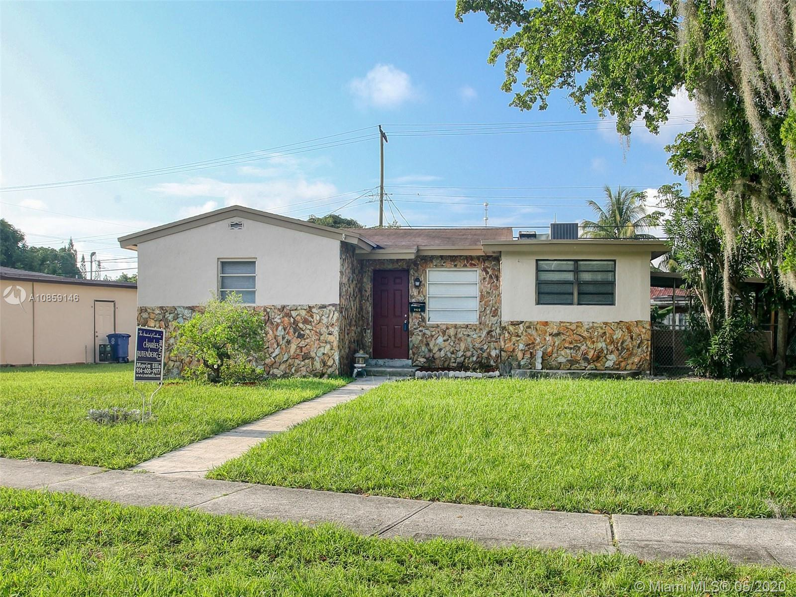 6450 SW 25th St  For Sale A10859146, FL