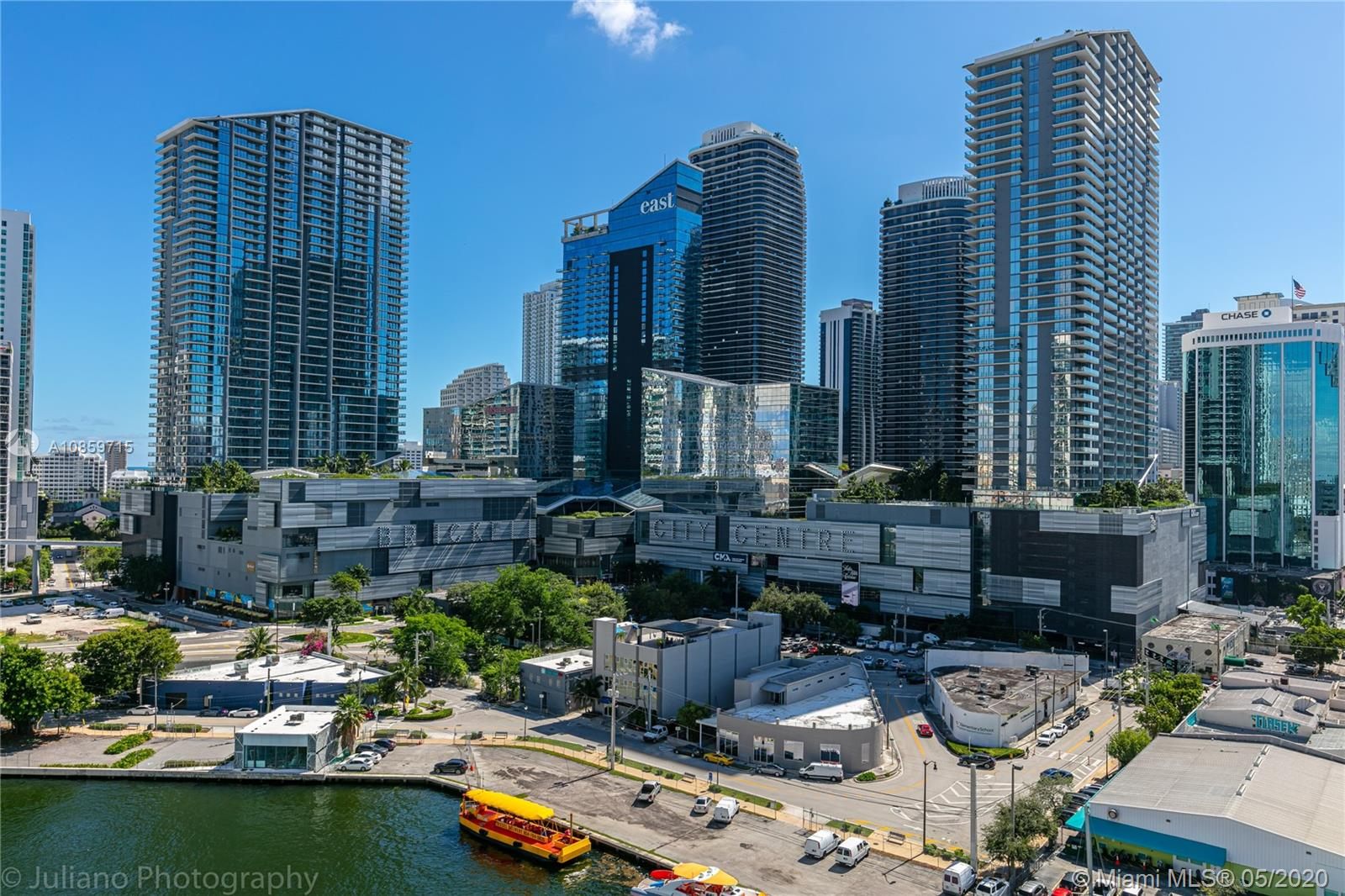 92 SW 3rd St #1505 For Sale A10859715, FL