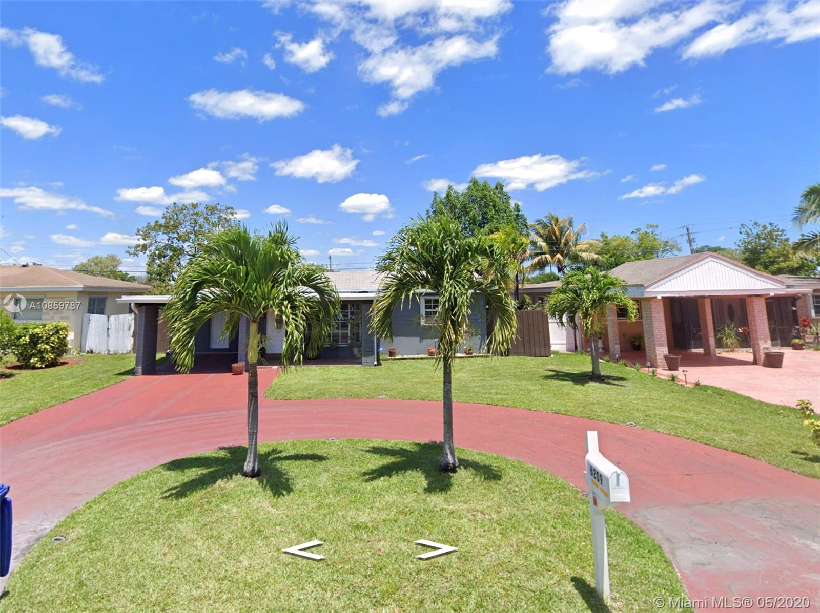 6209 SW 19th St  For Sale A10859787, FL