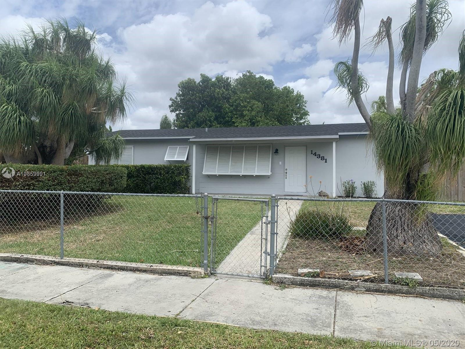 14381 SW 297th St  For Sale A10859991, FL