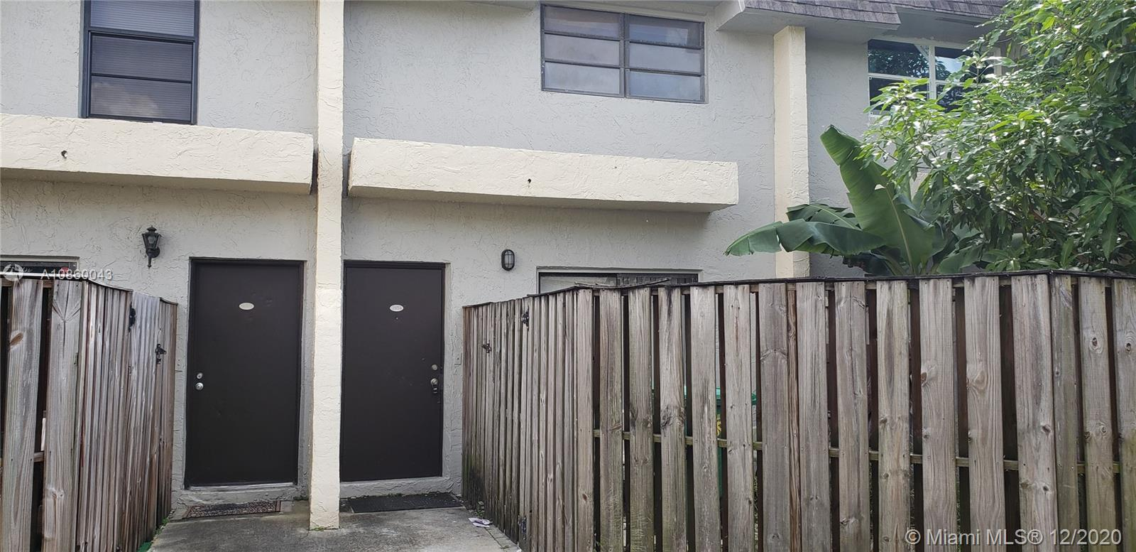 BEAUTIFUL TOWNHOUSE IN GREAT AREA, FANTASTIC DEAL IN LAUDERHILL, INCOME PRODUCING GOOD TENANT FOR YEARS, 2 BEDROOMS 1.5 BATHROOMS, CERAMIC TILE FLOORS, PRIVATE FRONT PATIO, VERY SAFE QUIET AREA CLOSE TO SCHOOLS,ALL OFFERS MUST BE PRESENTED IN A FARBAR ASIS CONTRACT WITH PROOF OF FUNDS AND OR APPROVAL LETTER, SOLD ASIS,