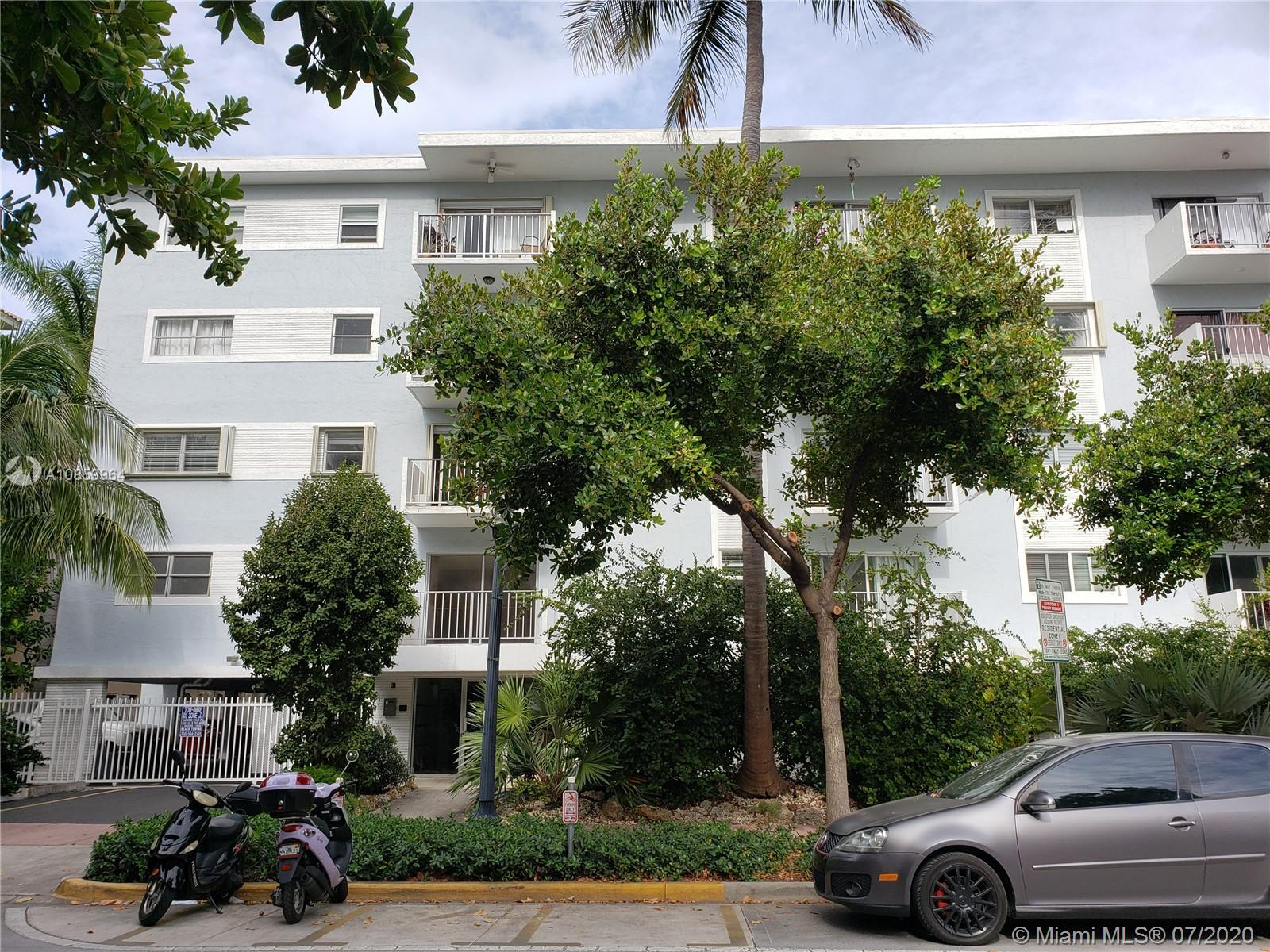 221  Meridian Ave #203 For Sale A10859964, FL