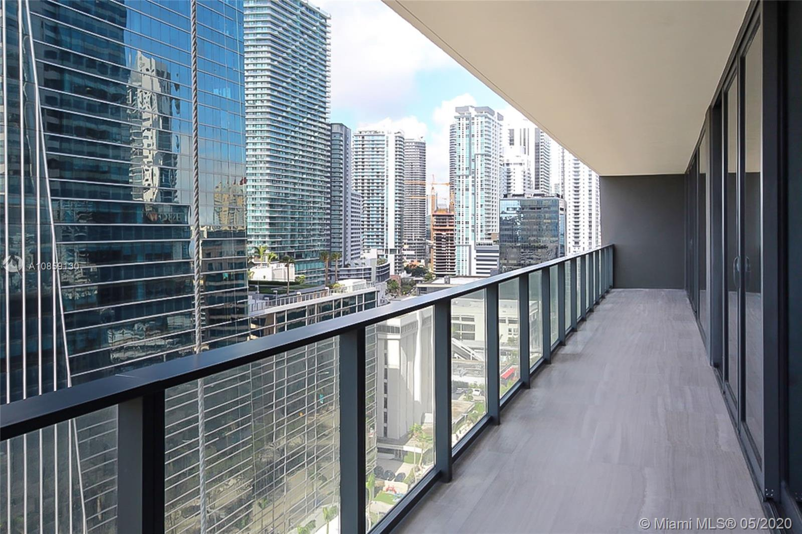 OPPORTUNITY TO OWN AT SOPHISTICATED ECHO BRICKELL. FULLY FURNISHED UNIT WITH MARBLE FLOORS. UNIT OFFERS EXPANSIVE BALCONY WITH OUTDOOR BBQ AND BEAUTIFUL SUNSET VIEWS. ENJOY TOP OF THE LINE AMENITIES AND LIVE IN THE BEST AREA OF BRICKELL!!! MOTIVATED SELLER.