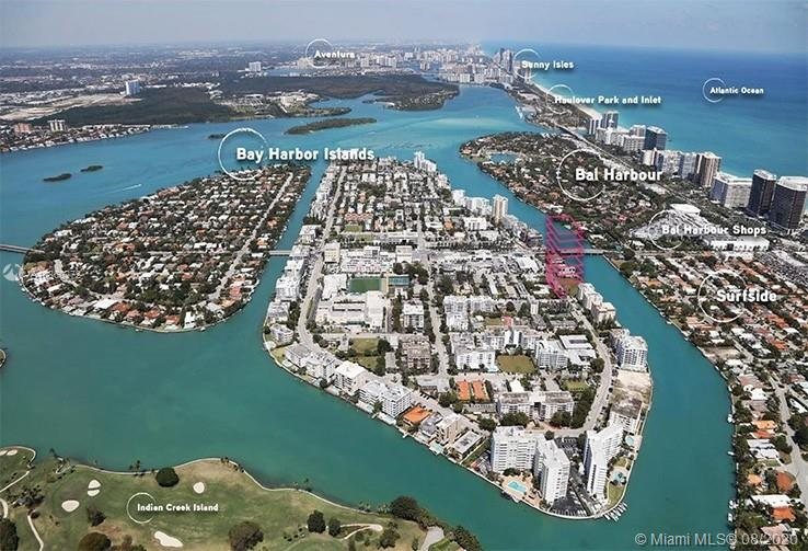 LOCATION, LOCATION, LOCATION! The only unit you can purchase in the amazing Bay Harbor islands for this price! Improved art deco large 1/1 unit located on the 2nd floor (no floods issues, ever!), with hard wood floors and an amazing direct view to the pool area, Buildings reserves are super strong if you are planing to finance it. Excellent investment to keep renting it, at just foot steps from the best retails in the area, Bal Harbour Shops, the best restaurants in the area, and the fabulous world known and glamorous white sanded Bal Harbour Beaches! Call now to come see it before its gone! Rented out for $1300 a month until Jan 30th/21 (Tenant is open to leave upon buyers request), Roof being redone now, building about to be painted, it has strong reserves & no special assessment ahead.