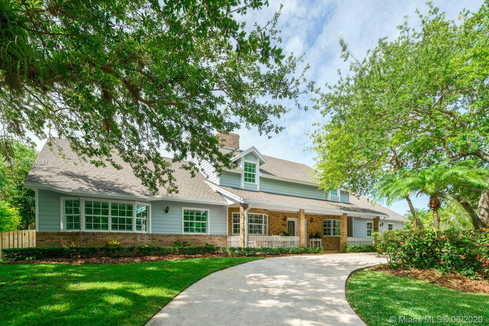 7820 SW 160th St  For Sale A10857641, FL