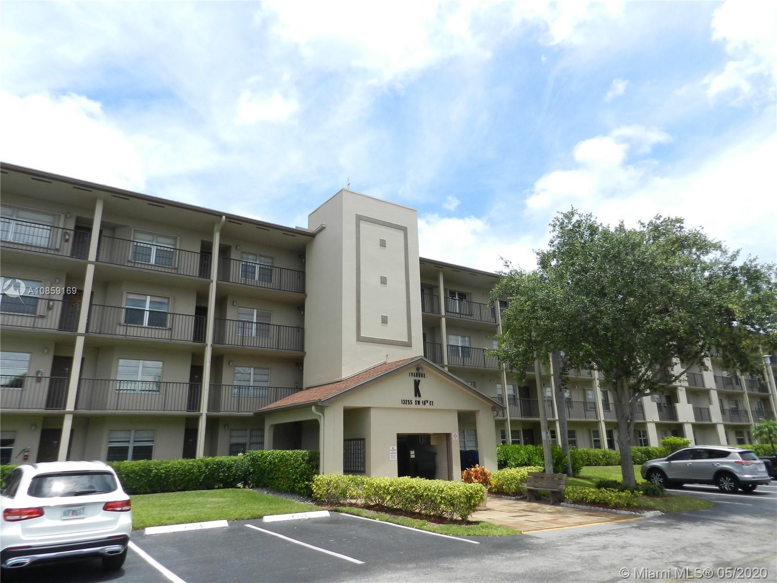 13255 SW 16th Ct #304K For Sale A10859169, FL