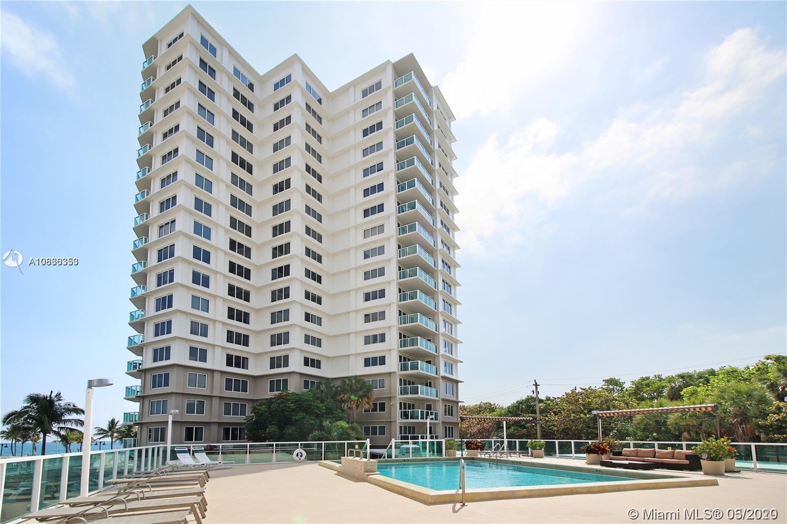 1151 N Fort Lauderdale Beach Blvd #1B For Sale A10860353, FL