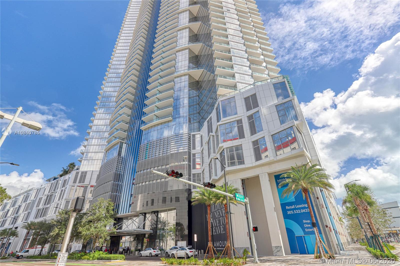 851 NE 1st Ave #3205 For Sale A10860785, FL