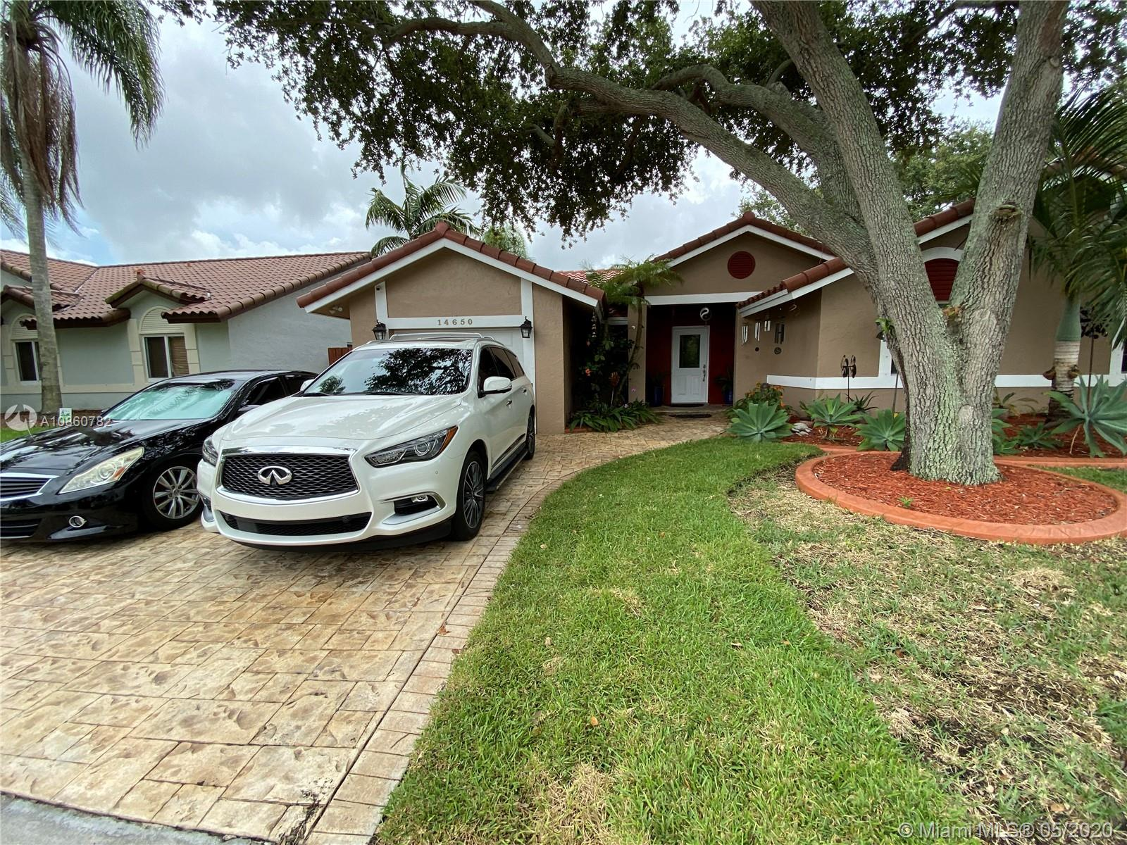 14650 SW 161st St  For Sale A10860782, FL