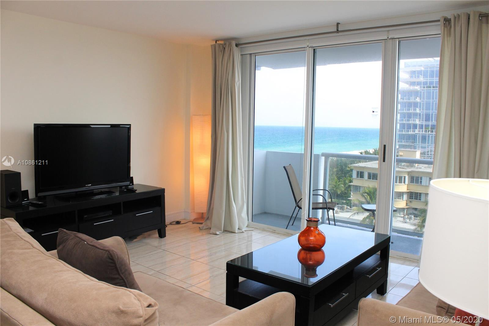 9195  Collins Ave #910 For Sale A10861211, FL