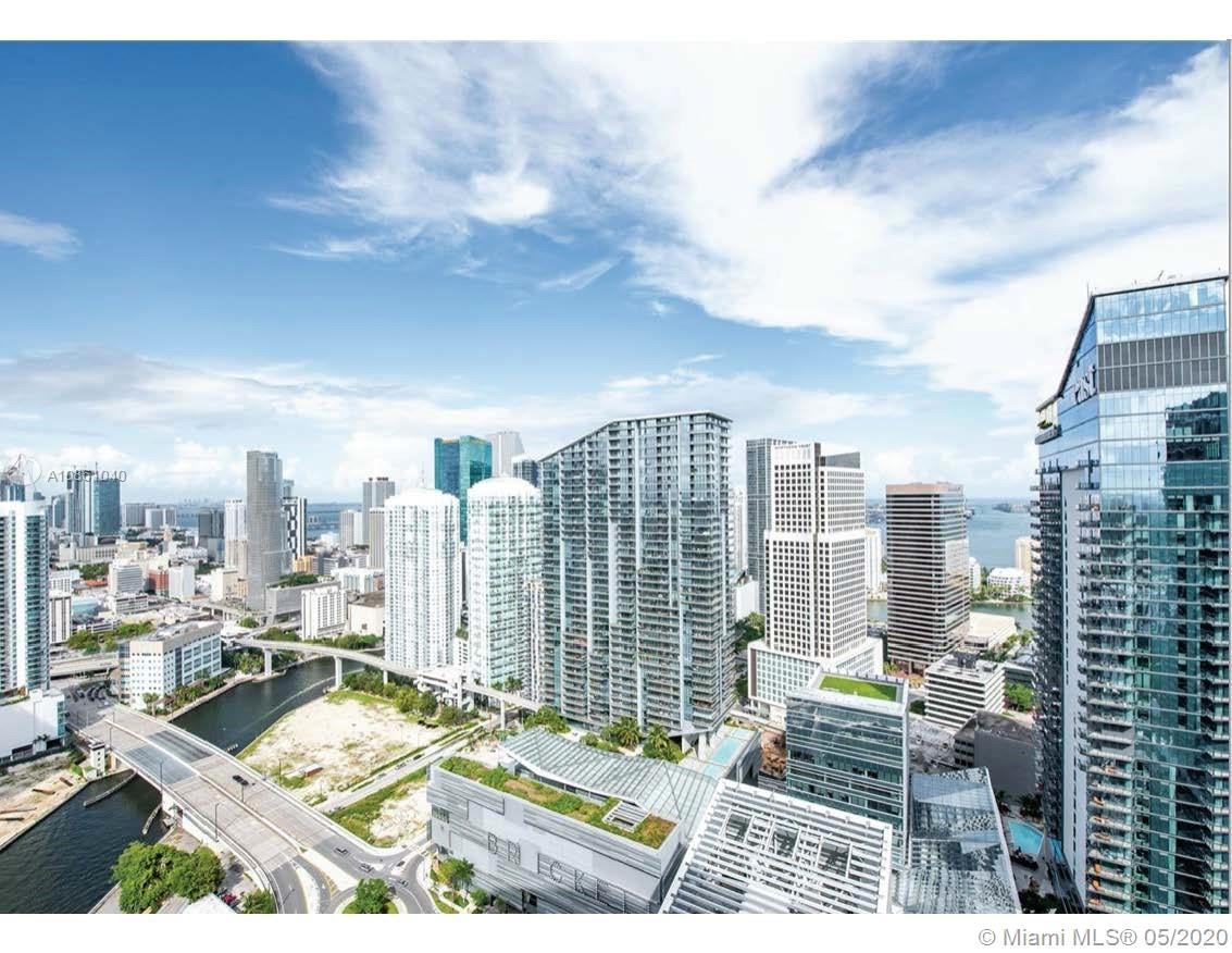 88 SW 7th St #3707 For Sale A10861040, FL