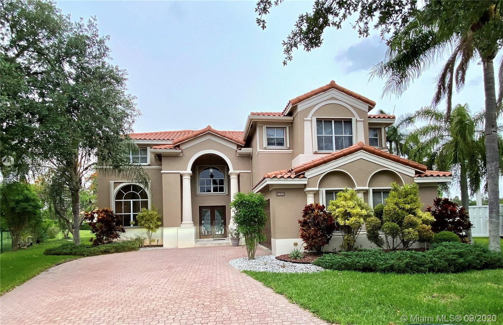 3600 SW 163rd Ave  For Sale A10859482, FL