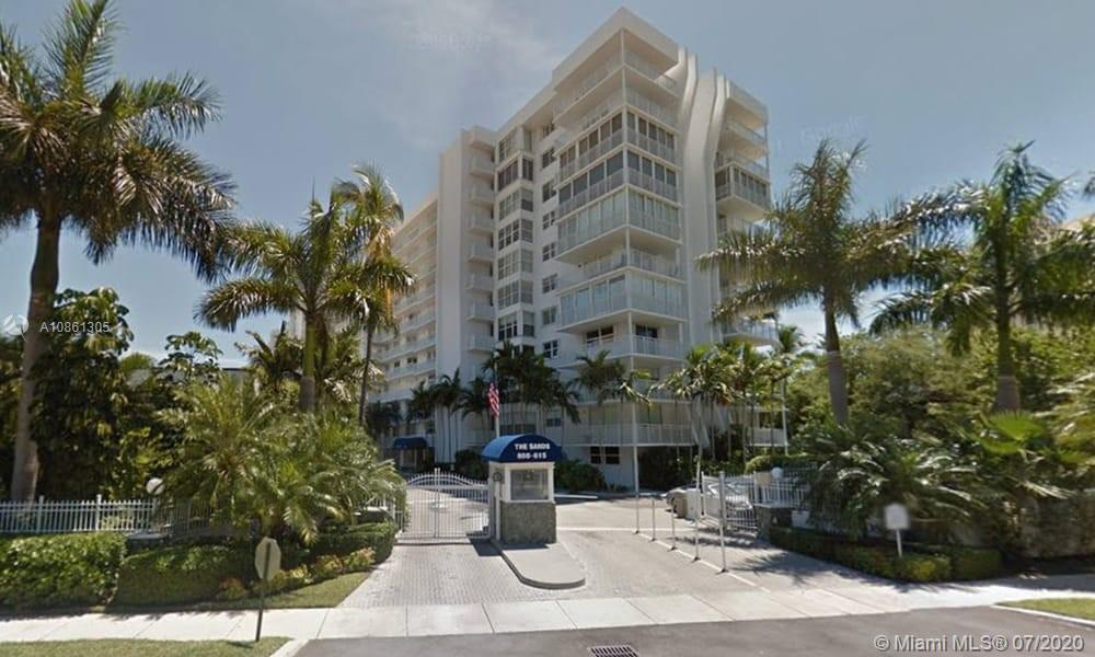 605  Ocean Dr #8M For Sale A10861305, FL