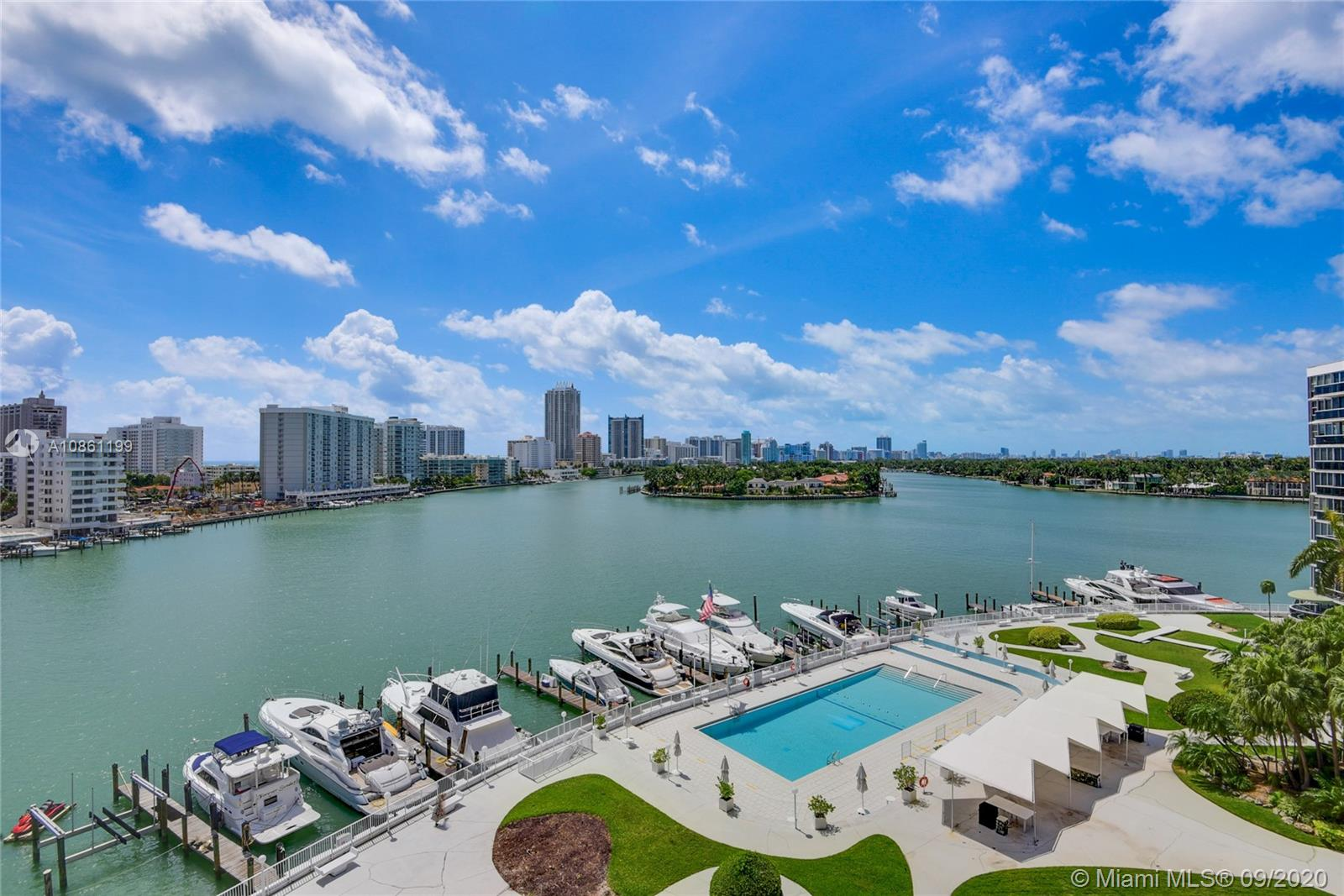 900  Bay Dr #704 For Sale A10861199, FL