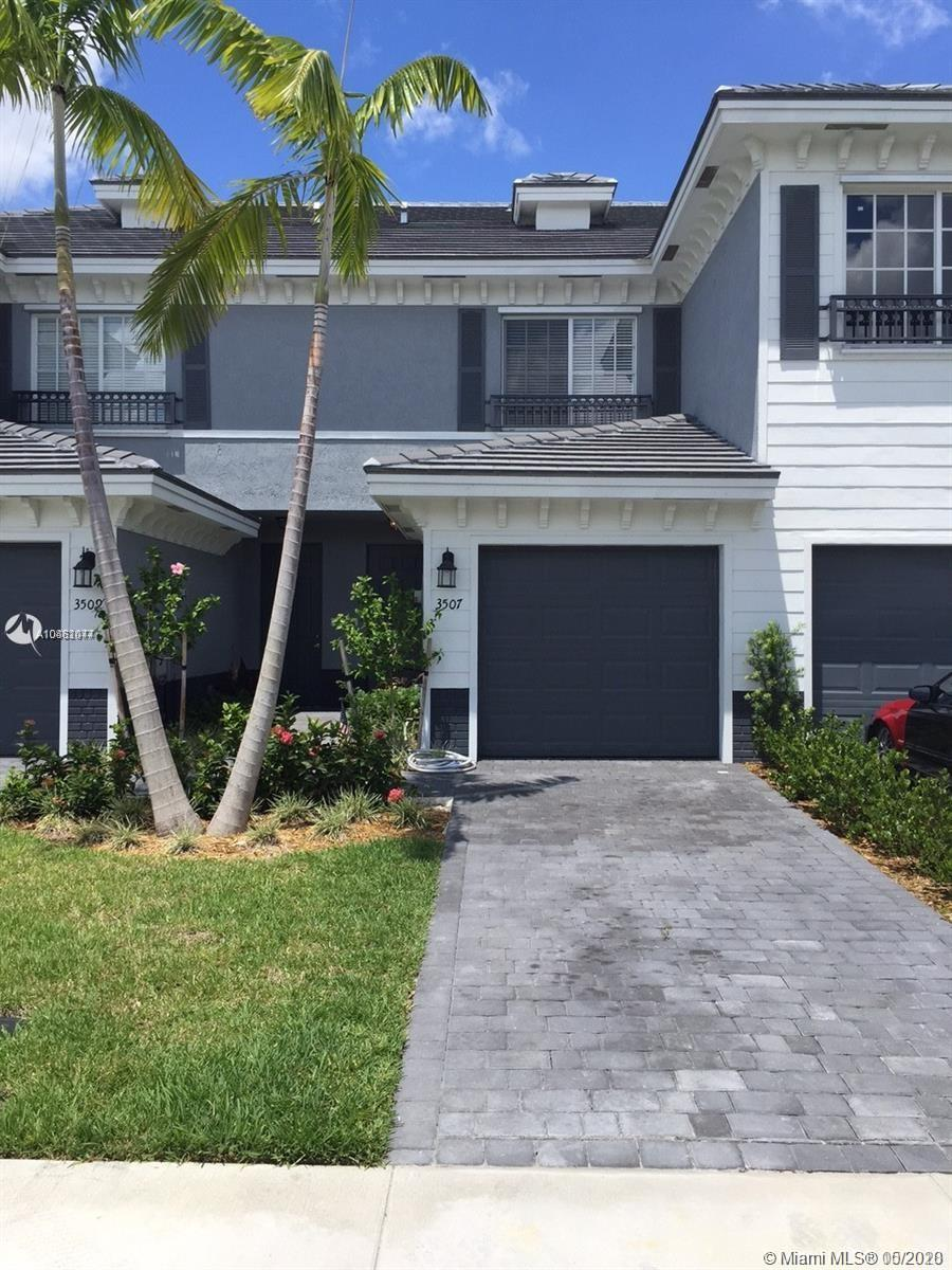 MODERN AND AFFORDABLE TOWNHOUSE IN HEART OF LAUDERHILL. LOCATED NEAR SUNRISE BLVD & SR441. JUST BUILT IN 2014. HOME OFFERS 3 BEDROOMS WITH 2.5 BATHS DESIGN KITCHEN AND EUROPEAN CABINETS, STAINLESS STEEL APPLIANCES, UPGRADED BATHROOMS, PORCELAIN FLOORS IN 1ST FLOOR AND CARPET IN STAIRS AND UPPER LEVEL. ONE CAR GARAGE ATTACHED. LIKE NEW!!