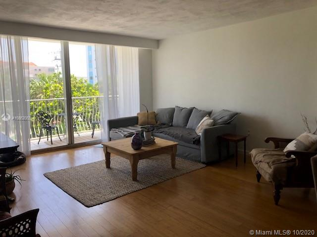 Beautiful 1/1 unit with upgrade kitchen & bamboo floors.  Great condominium, gated & completed remodeled, with gym, and a big deck & pool w/breathtaking views to the Bay. Prime location with A+ Elementary & Middle Schools, and few blocks from the beach & Bal Harbor shops. Good as investment and to live in. HOA's fees includes 24hs security, Internet, Cable & A/C maintenance. Rented until 2/28/21.
