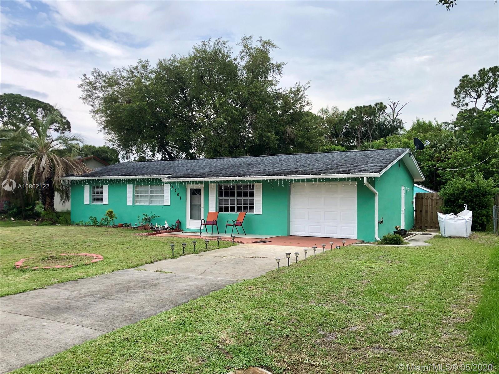 6701 Fort Walton Ave, Fort Pierce, FL 34951