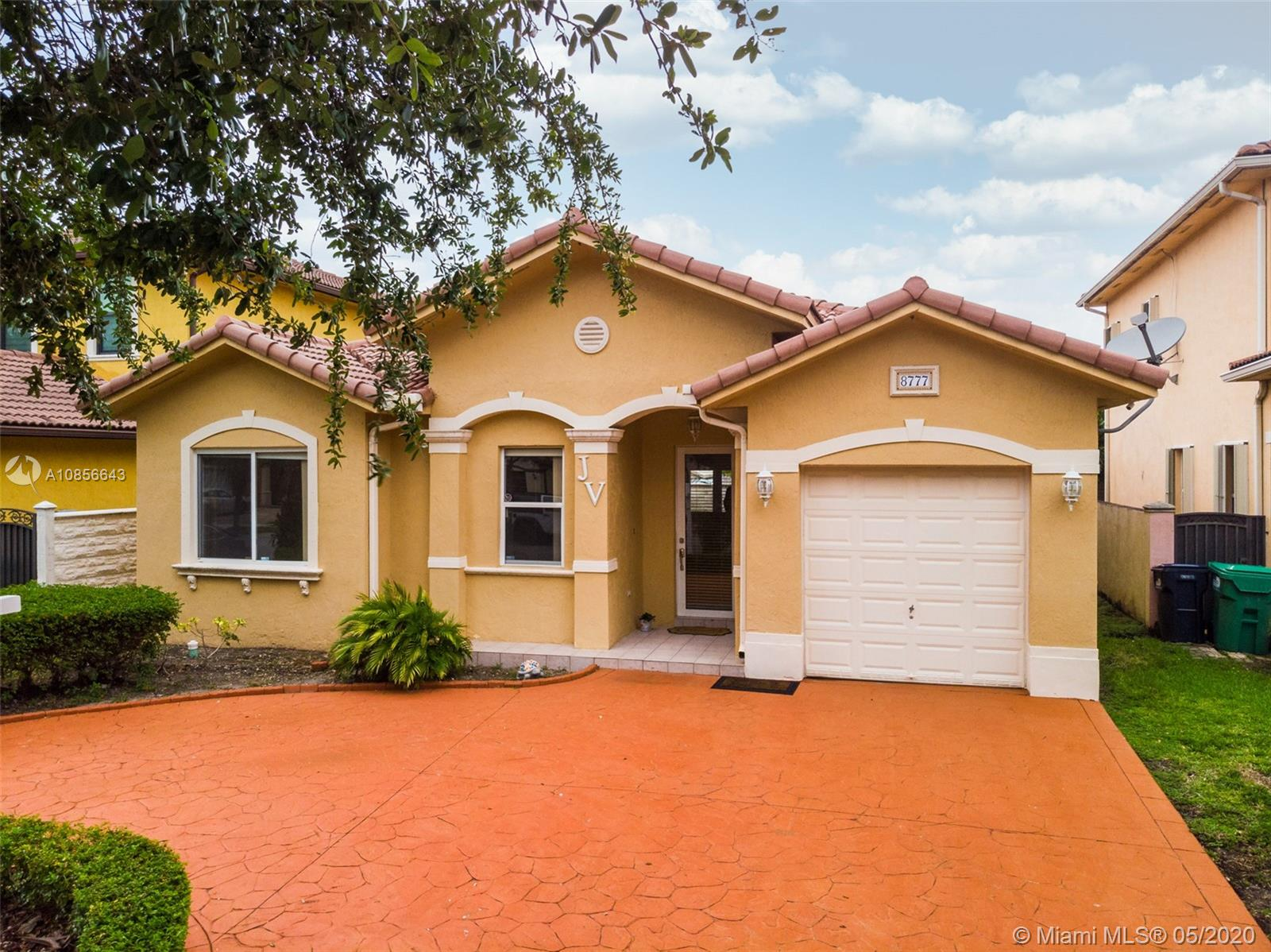 8777 NW 139th Ter  For Sale A10856643, FL