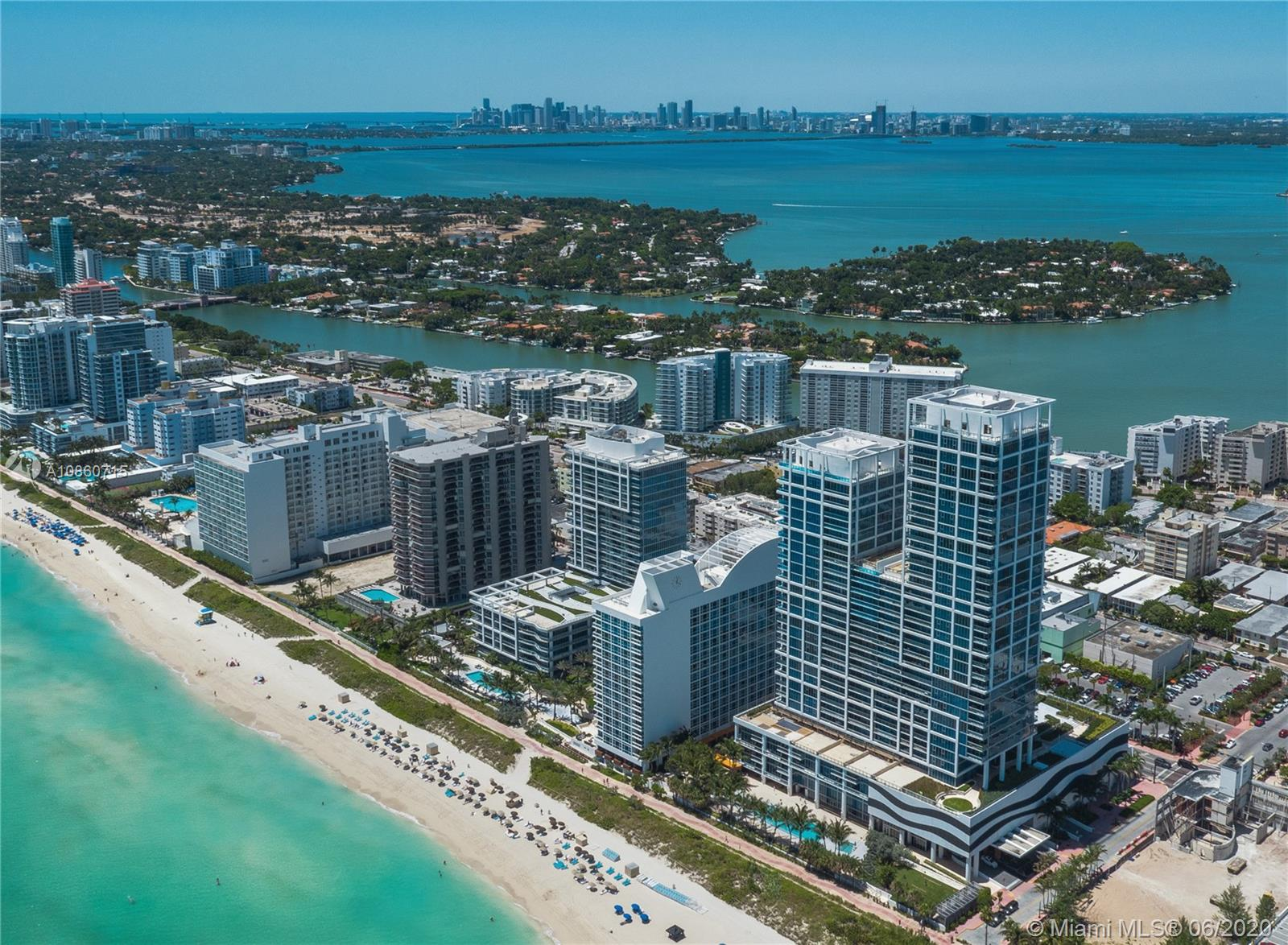 6801  Collins Ave #1106 For Sale A10860715, FL