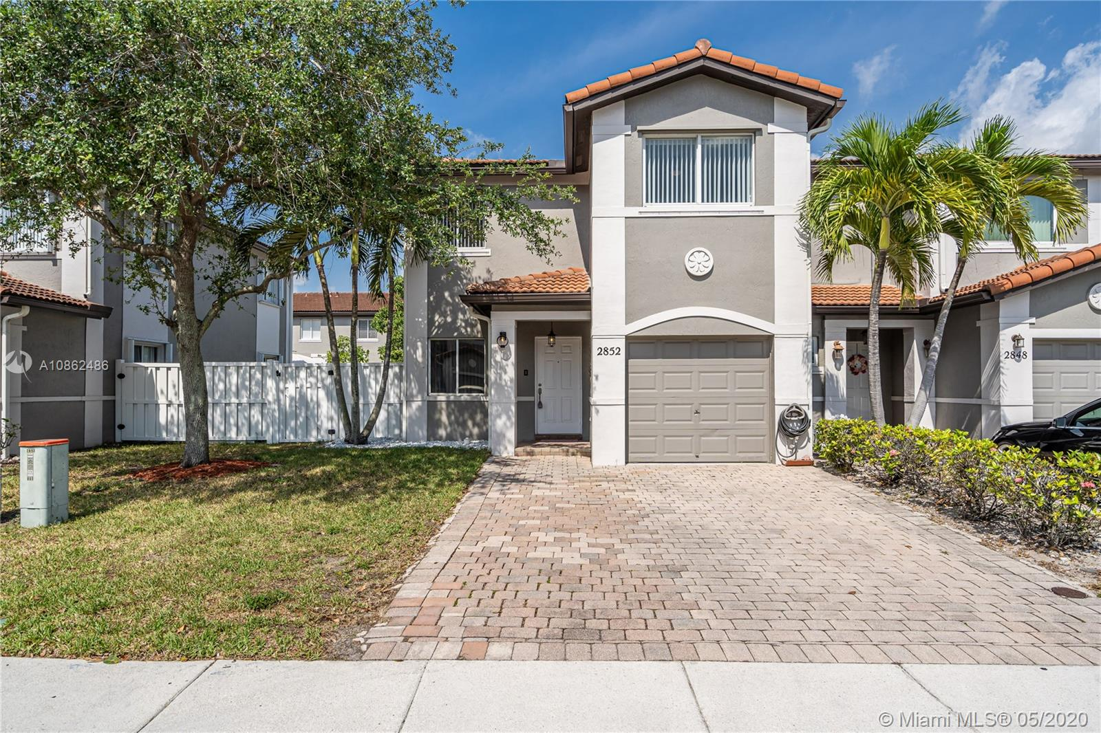 2852 SW 128th Way #2852 For Sale A10862486, FL