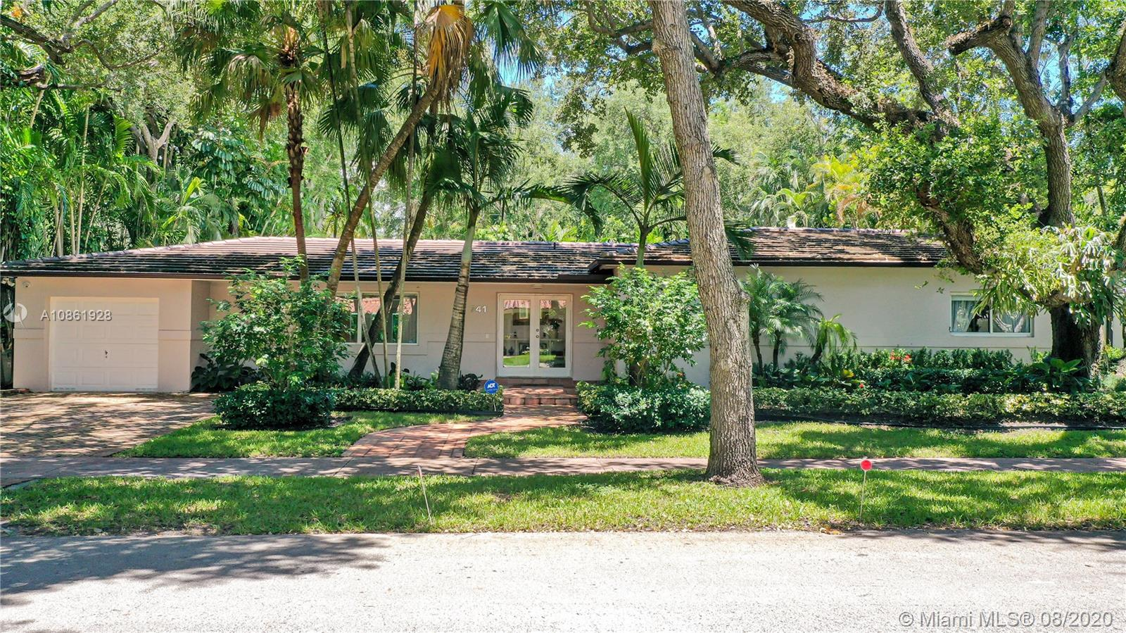 741  Tibidabo Ave  For Sale A10861928, FL