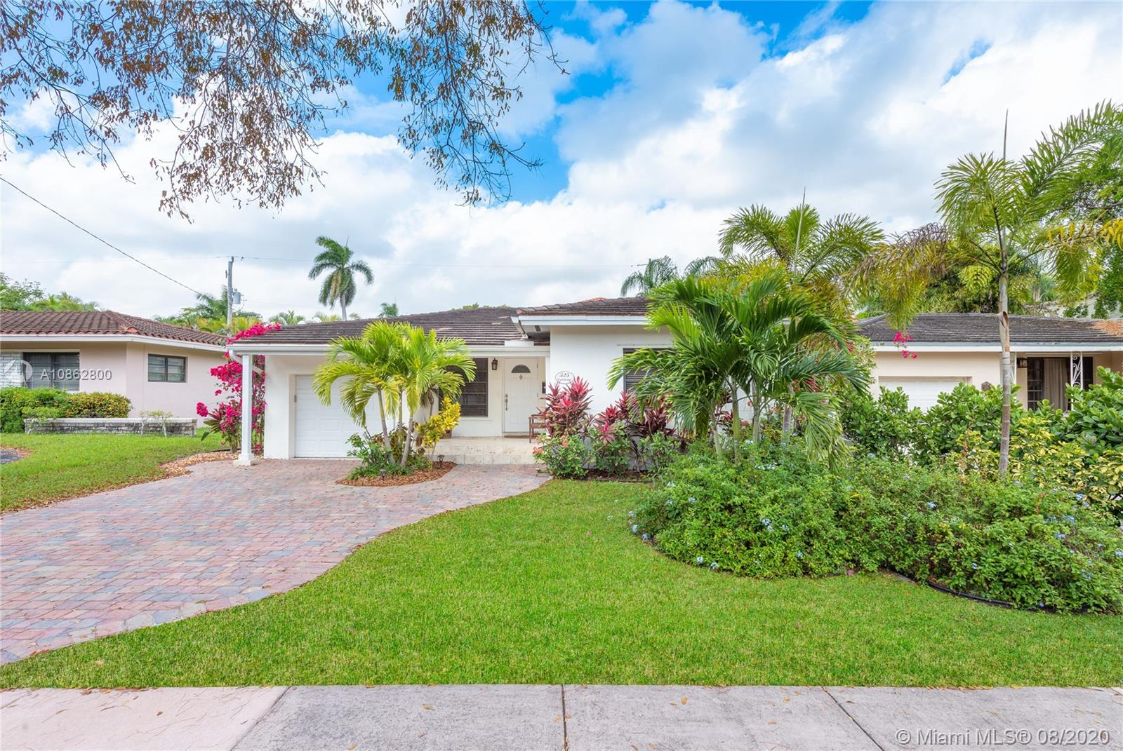 525  Catalonia Ave  For Sale A10862800, FL