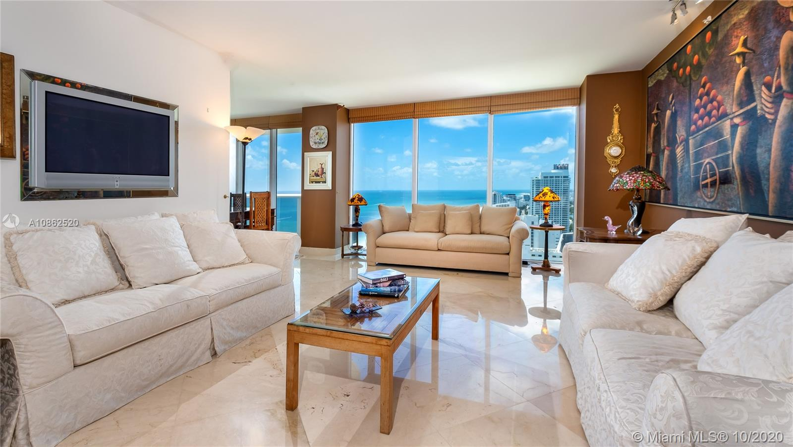 4775  Collins Ave #3403 For Sale A10862520, FL