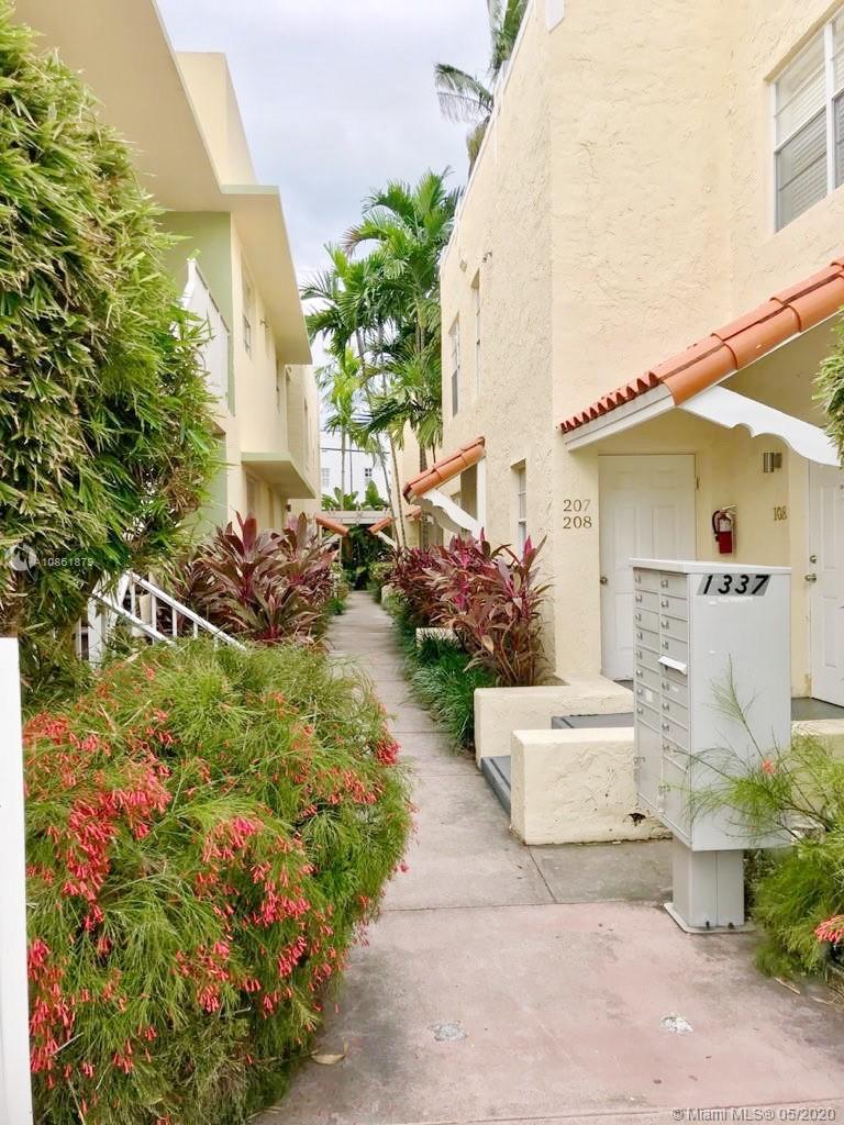 1337  Euclid Ave #102 For Sale A10861879, FL