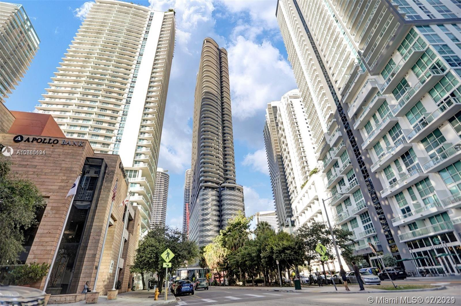 1000  Brickell Plz #3311 For Sale A10863131, FL