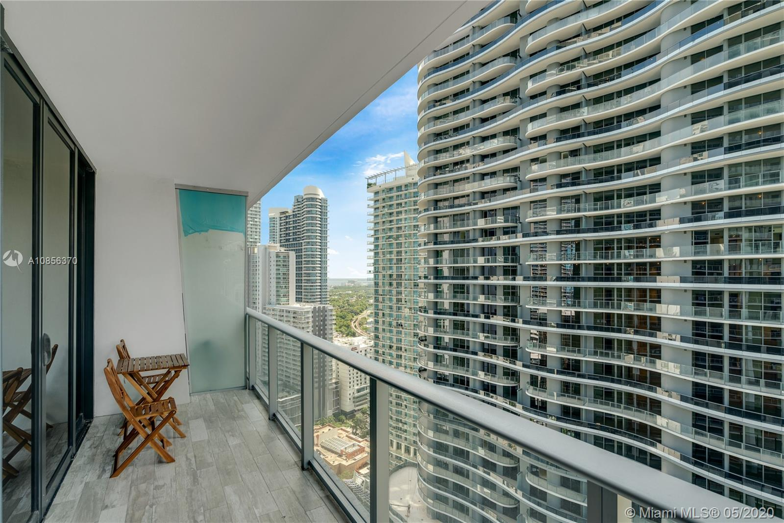 "Modern 1BD/1.5 BA for sale at one of the most captivating buildings in Brickell. Perfect investment property! A unique building with glass façade, stylish décor all throughout the building, basketball court, two story club reserved for the building community, bar, indoor pool on 50th floor, kids activity room, spa, sauna, treatment room, valet parking, 24-hour security and located in the center of Brickell within distance of everything! Walking distance from Brickell City Centre and shops. The unit is turnkey with brand new large porcelain tiles all throughout, open floor plan with a spacious living room great for entertaining guests, and a private balcony! ""Interior pictures coming soon"" the unit is currently RENTED until March 2020 for $2,650/month."