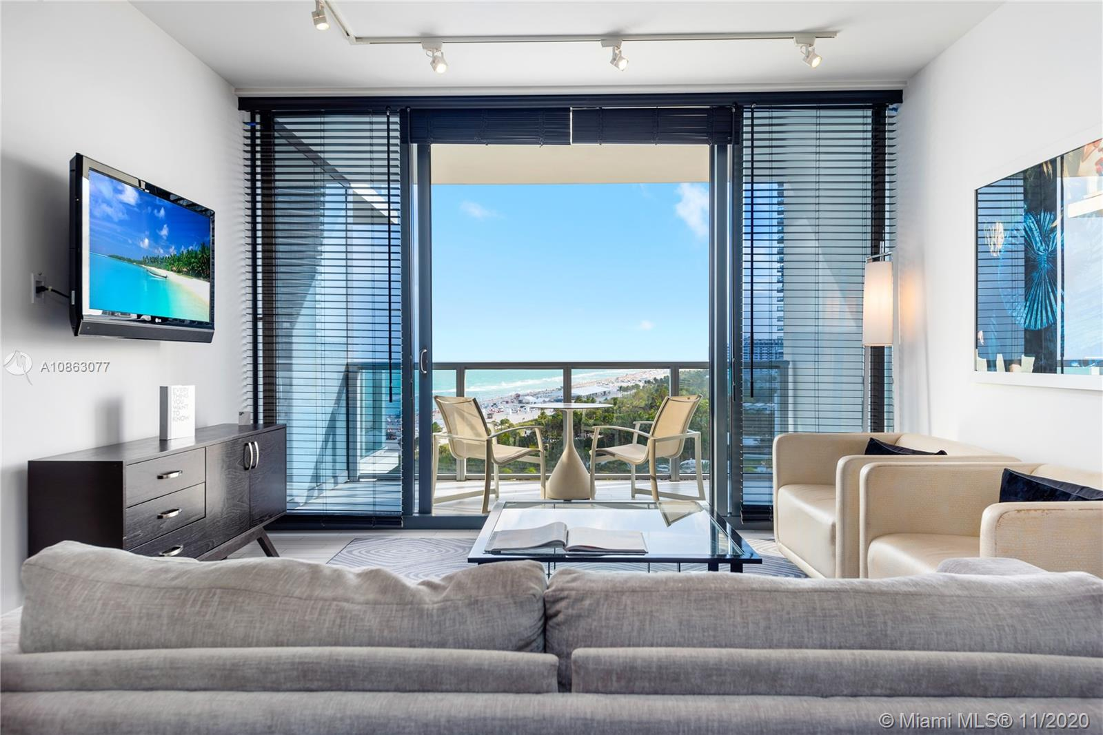 2201  Collins Ave #1114 For Sale A10863077, FL