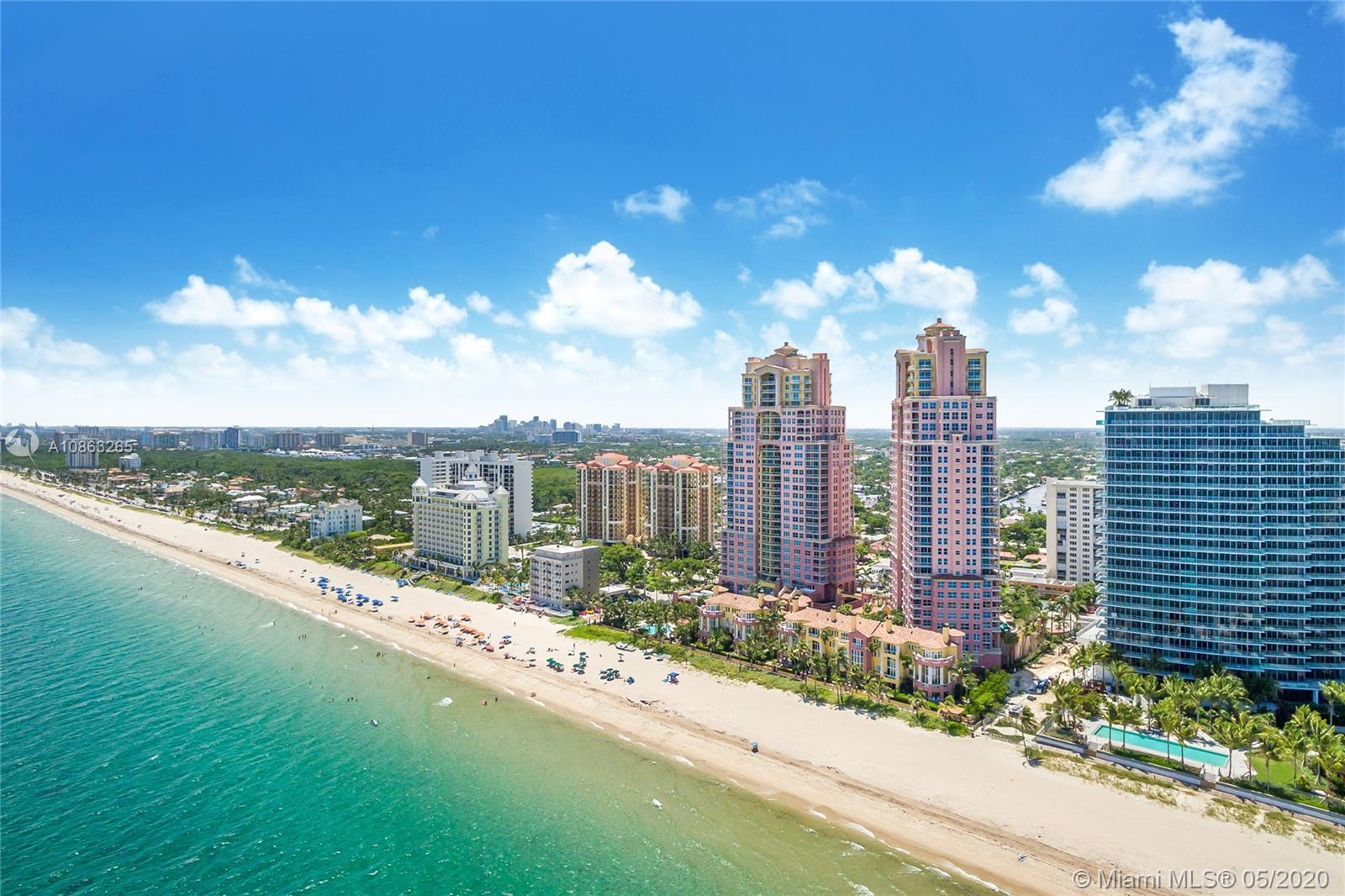 2110 N Ocean Blvd #9E For Sale A10863265, FL