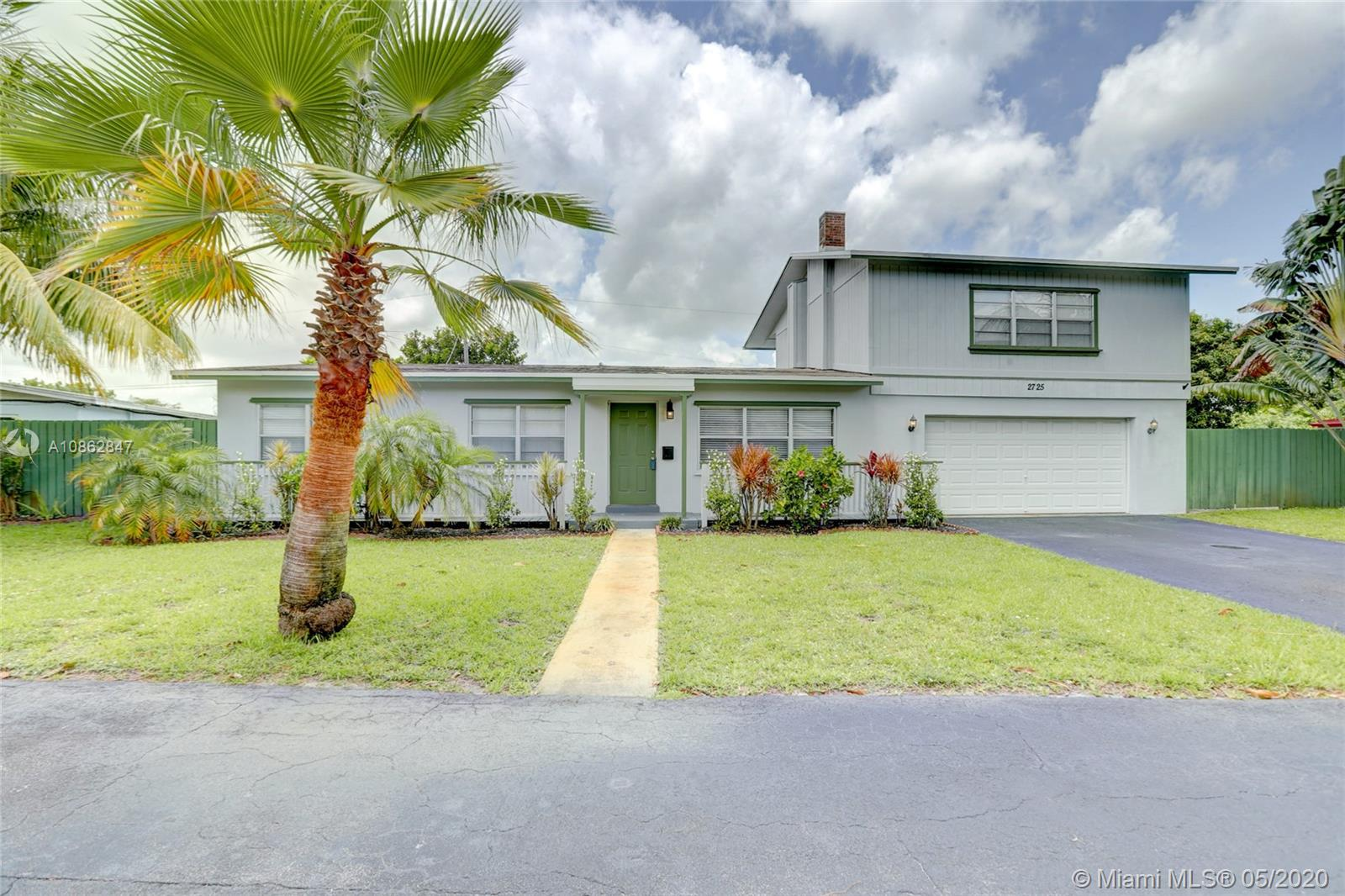 Wilton Manors this is the one you have been waiting for!! 3/2 pool home on an oversized 10k sqft lot minutes from all that Wilton Drive has to offer. The owner has owned this home for the last 40 years and has kept it in immaculate condition. From changing the electrical wiring, and plumbing throughout the home, to building a second story 22x25 entertainment room with an outdoor deck looking over the pool area and expansive yard. 1+ year old A/c system as well as an oversized garage. Side gate allows you to park a boat or RV on the property. NO HOA