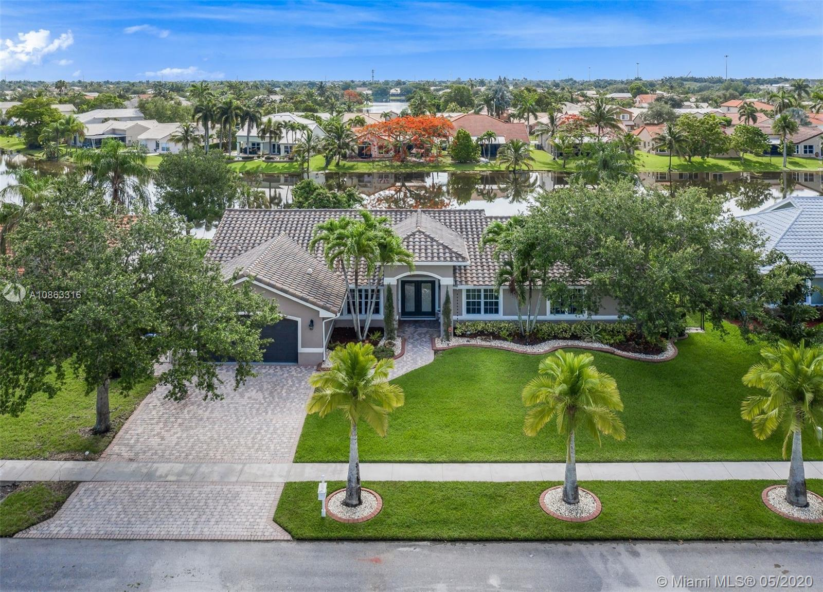 321 NW 193rd Ave  For Sale A10863316, FL
