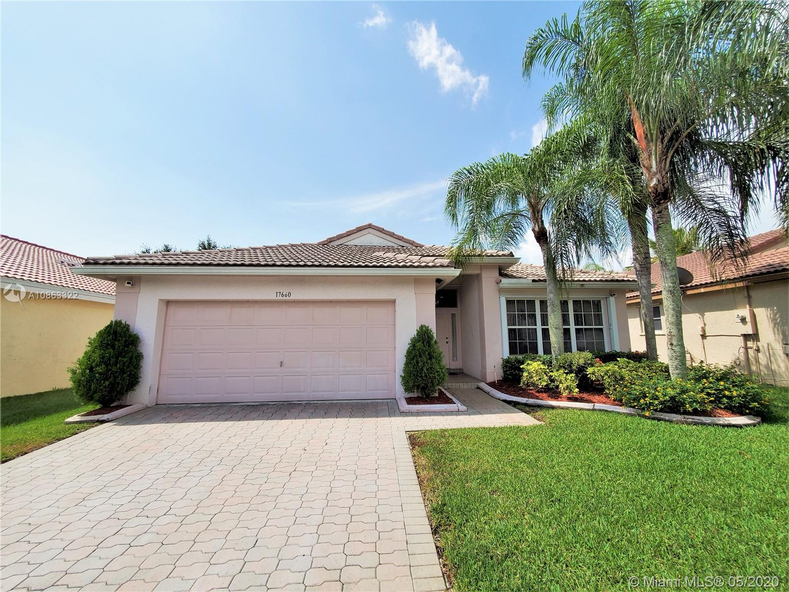 17660 SW 29th Ct  For Sale A10863322, FL