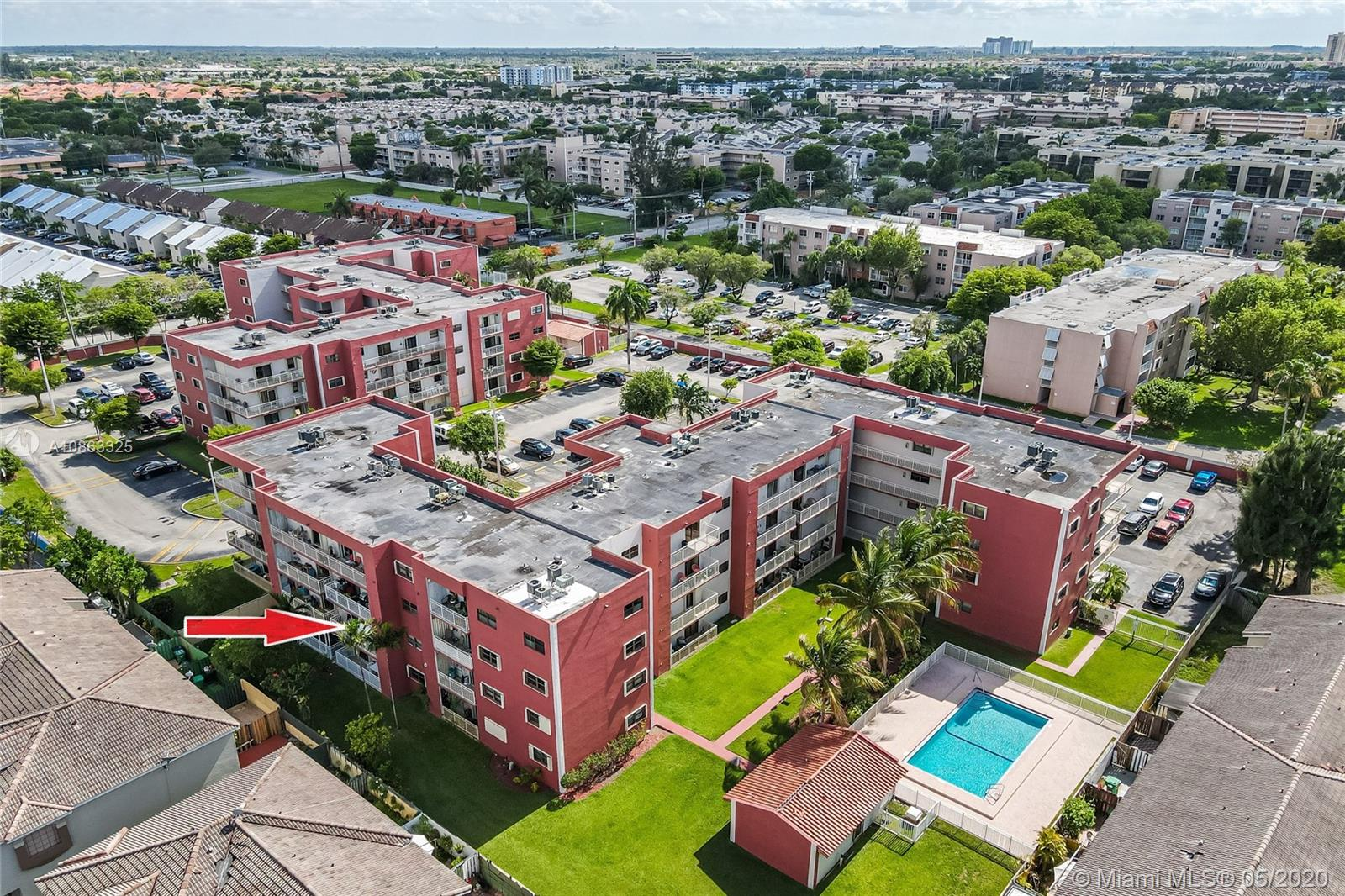 8425 NW 8th St #208 For Sale A10863325, FL