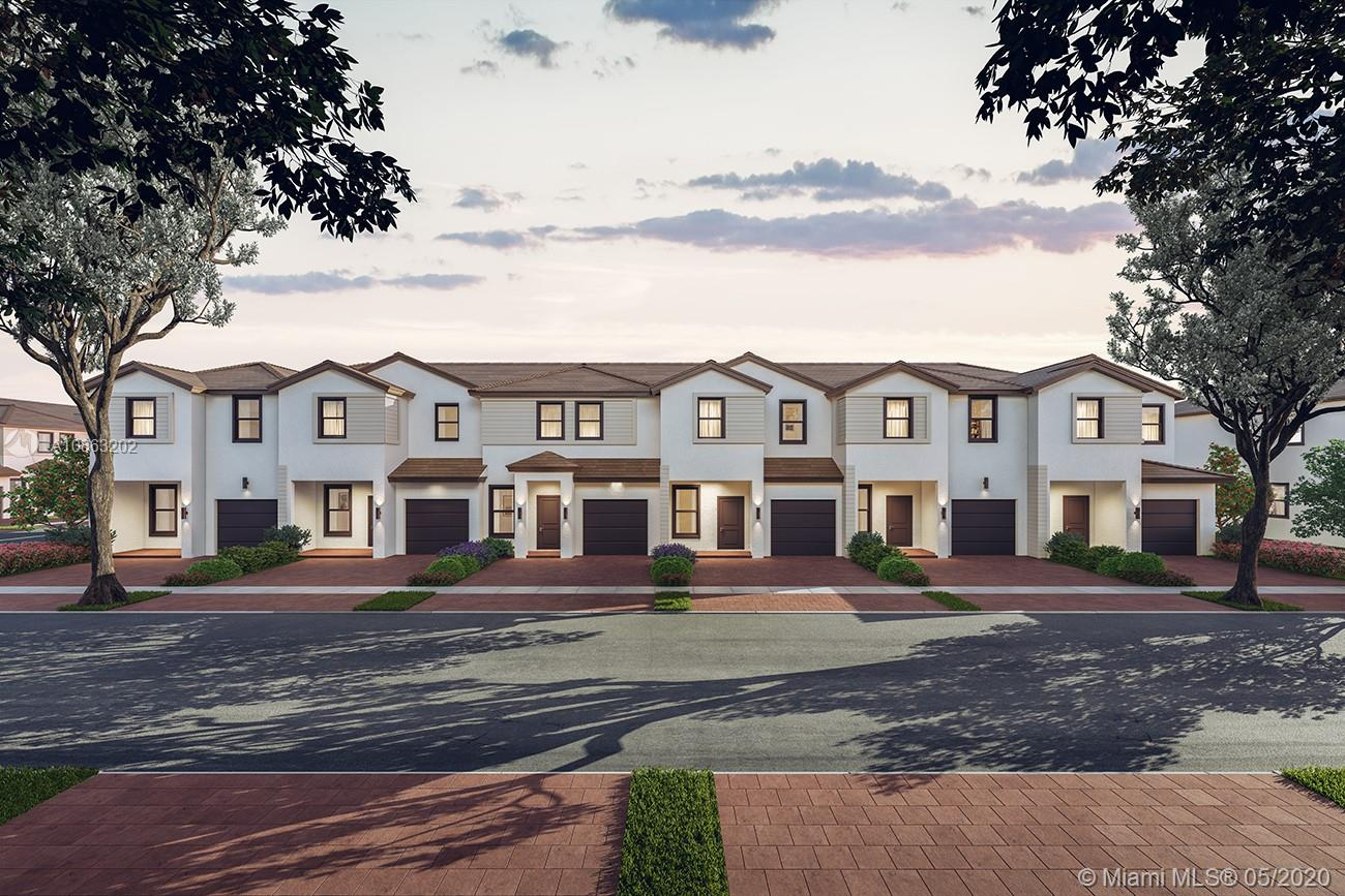 Tuscan Pines located in Pembroke Pines. This is charming boutique gated Community offers only 58 townhomes. Homes will start being delivered spring 2020. 3/2.5 w/den, with 1 car garage, features the latest Home Automation System.