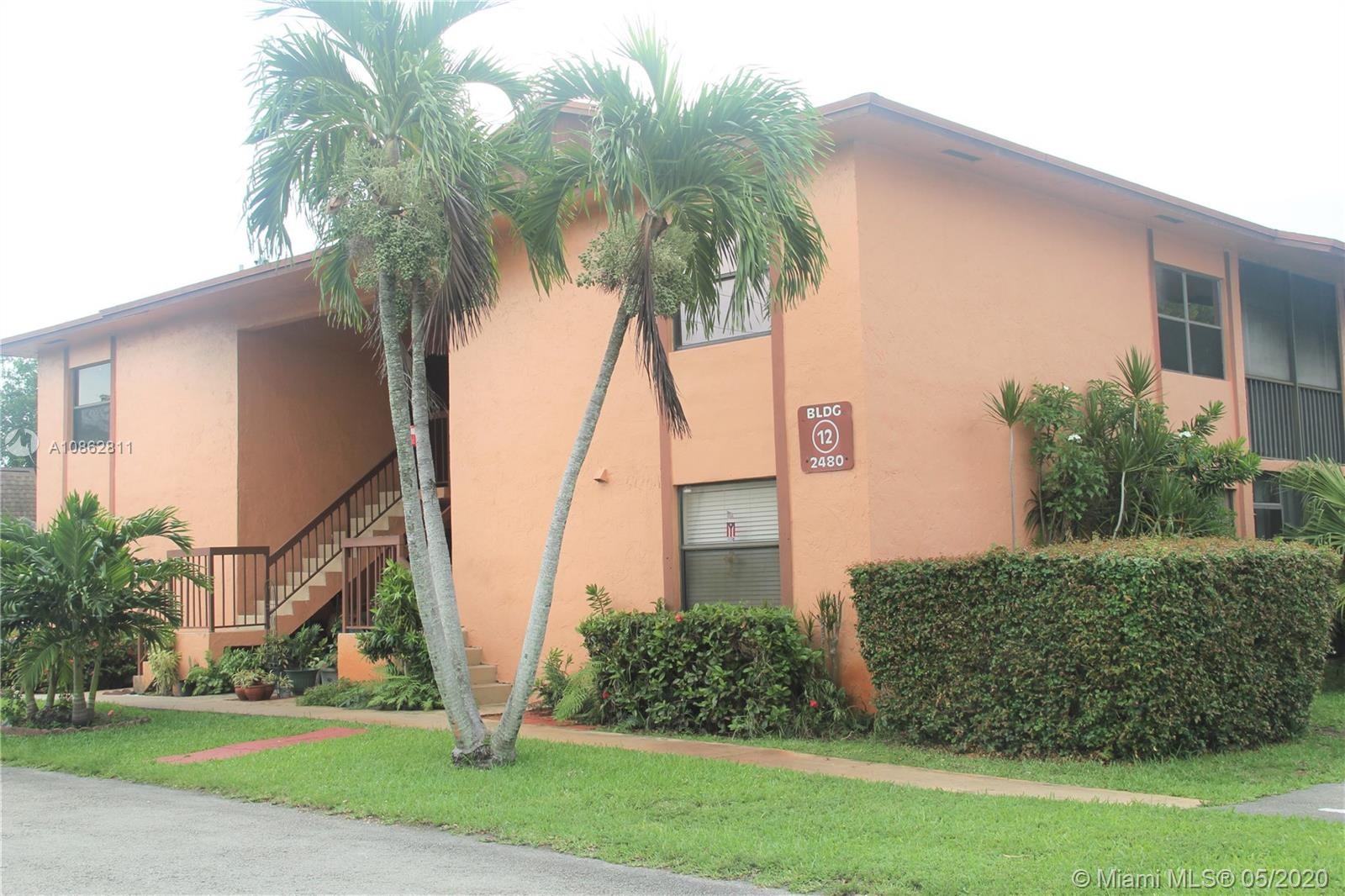 2480 W 67th Pl #22-12 For Sale A10862811, FL