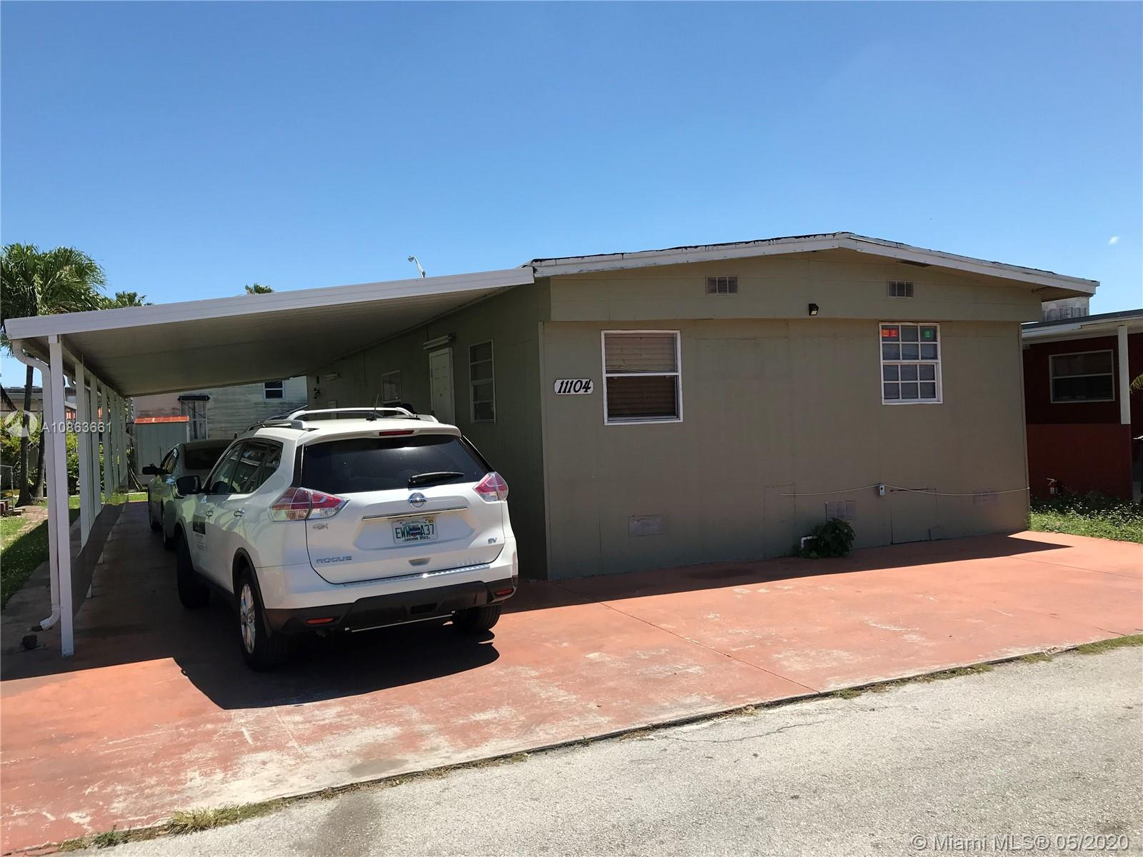 EXCELLENT LOCATION, WALKING DISTANCE TO ALL BUSINESSES AND SOCIAL SECURITY OFFICE ON FLAGLER ST, BEST PRICED MOBILE HOME IN THE AREA, WASHER & DRYER, STORAGE ROOM, PARKING FOR 2-3 CARS, 2 ICE COLD A/C UNITS, BATHROOMS ARE IN GOOD SHAPE, THIS UNIT NEEDS SOME UPGRADING, BUT IT IS IN GOOD LIVEABLE CONDITIONS, PARK IS WELL MAINTAINED AND HAS RECREATIONAL AREAS, OWNER IS OPEN TO OFFERS, BRING YOURS ASAP, IT WON'T LAST.